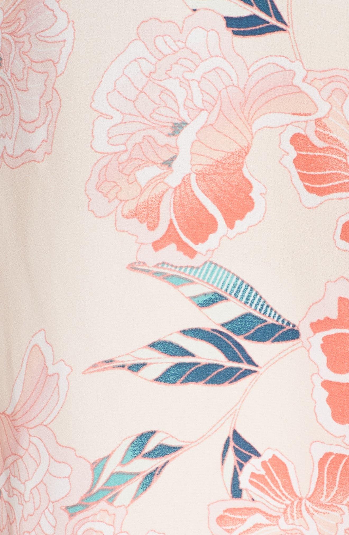 Flutter Sleeve Top,                             Alternate thumbnail 15, color,