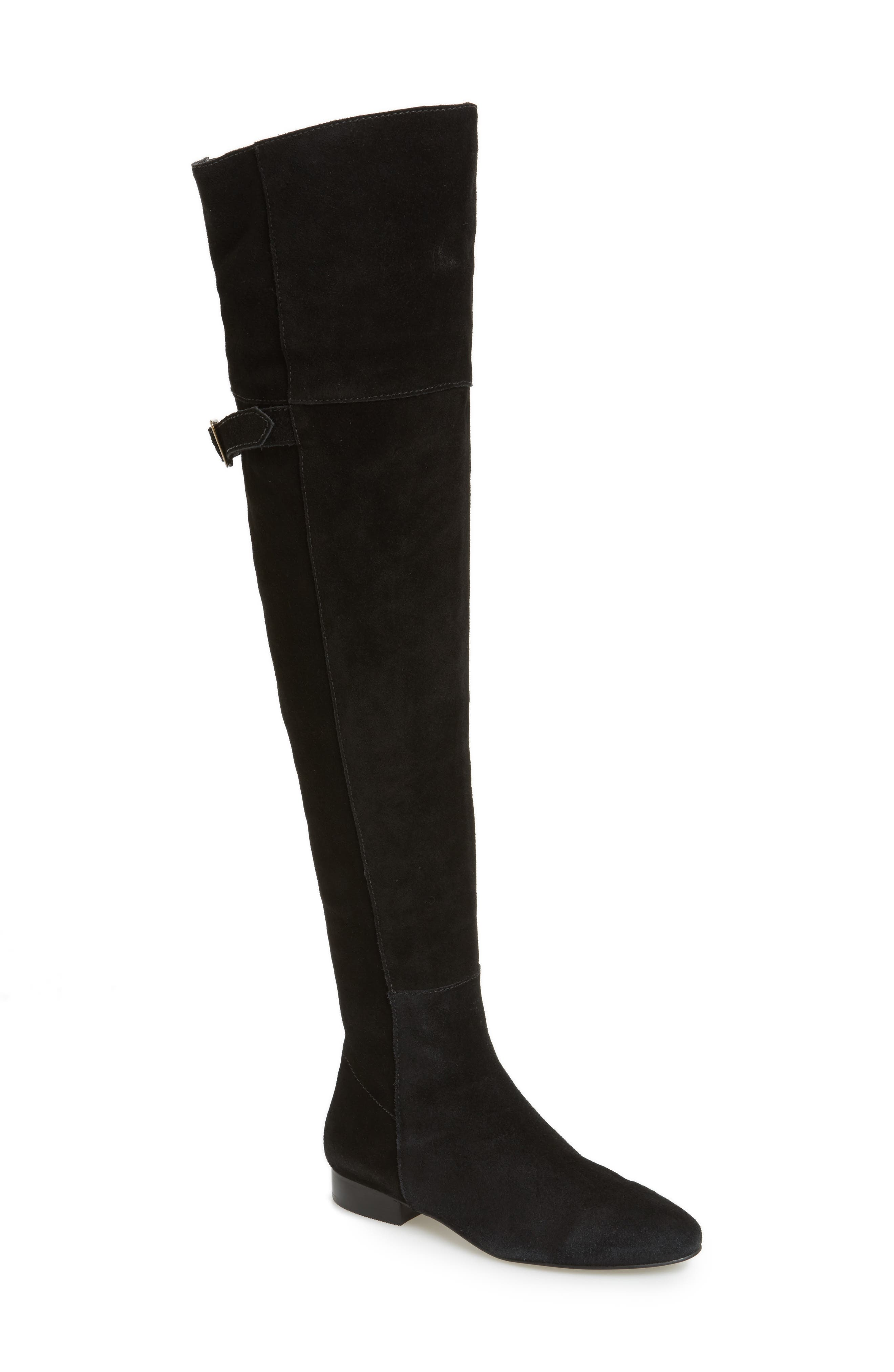 Matisse x Amuse Society Ashley Over the Knee Boot,                             Main thumbnail 1, color,                             017