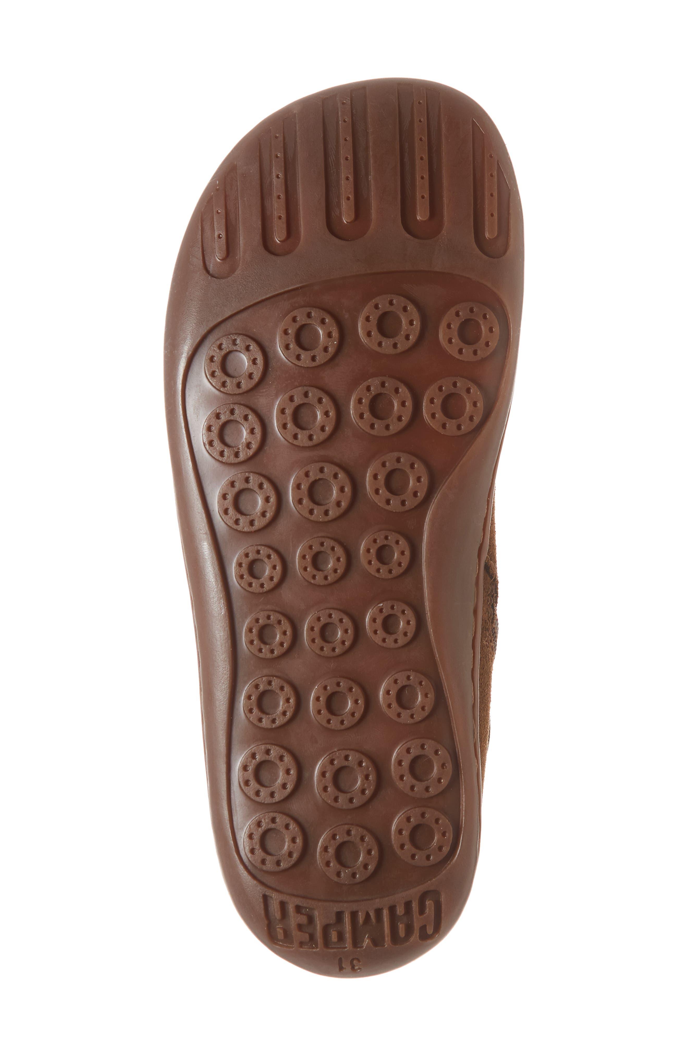 Peu Cami Sneaker,                             Alternate thumbnail 6, color,                             MEDIUM BROWN