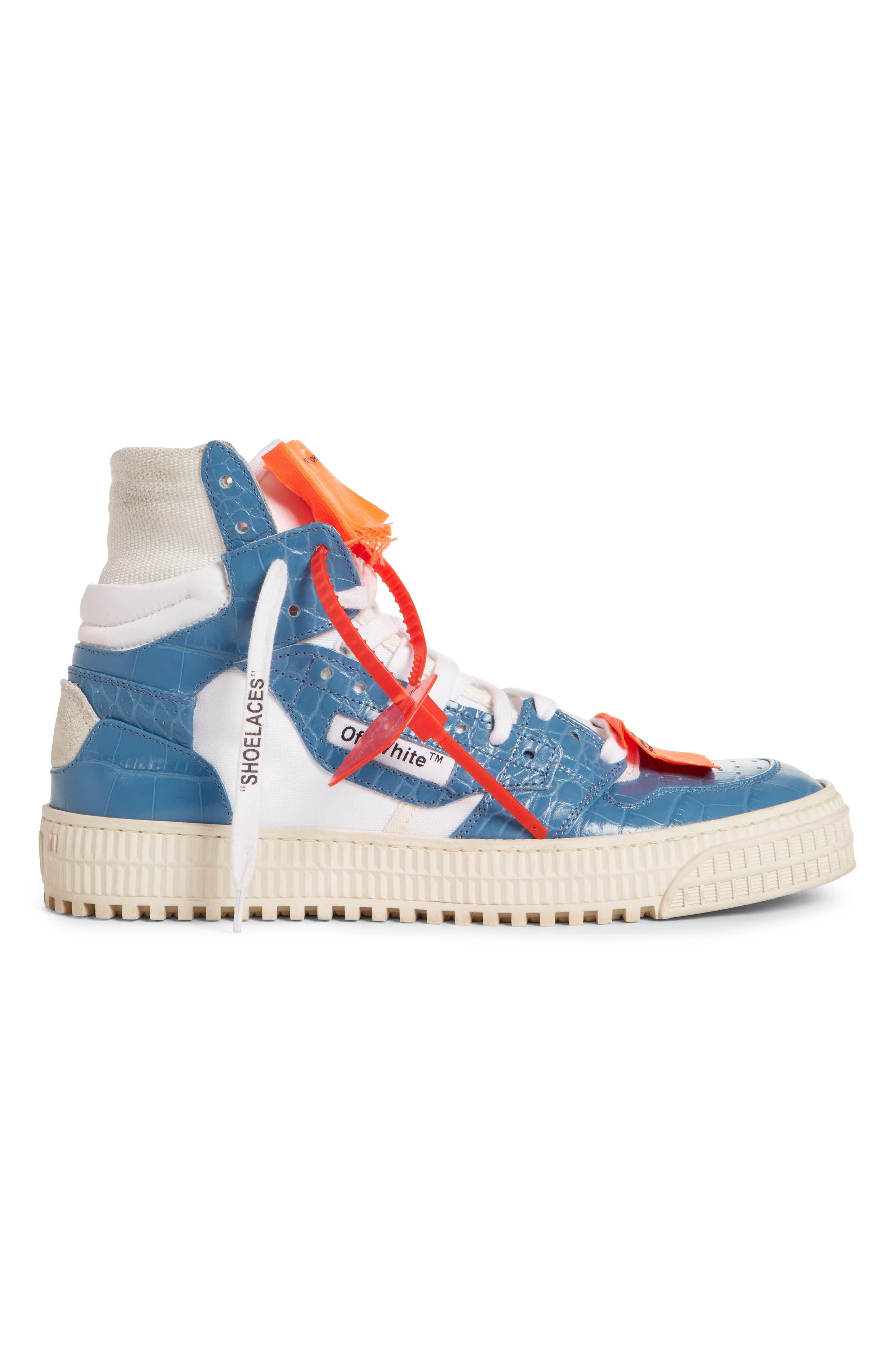 Low 3.0 Sneaker,                             Alternate thumbnail 3, color,                             BLUE NO COLOR