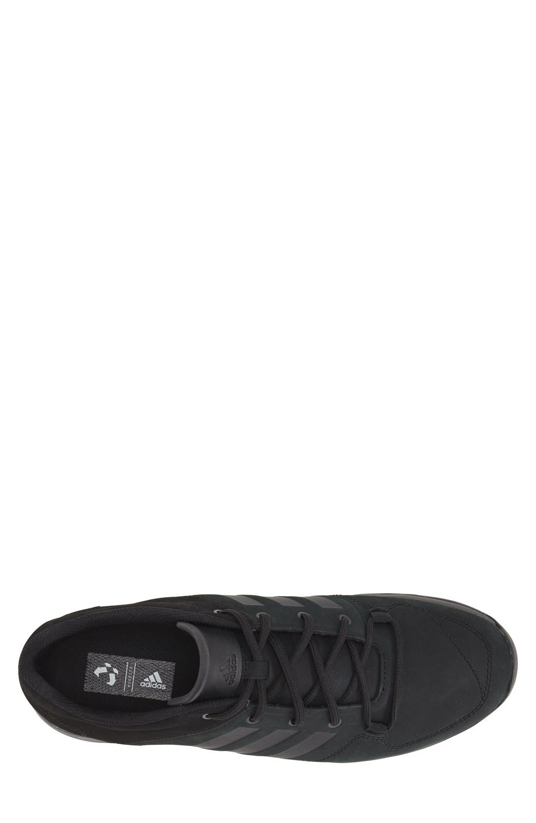 ADIDAS,                             'Daroga' Hiking Sneaker,                             Alternate thumbnail 4, color,                             001
