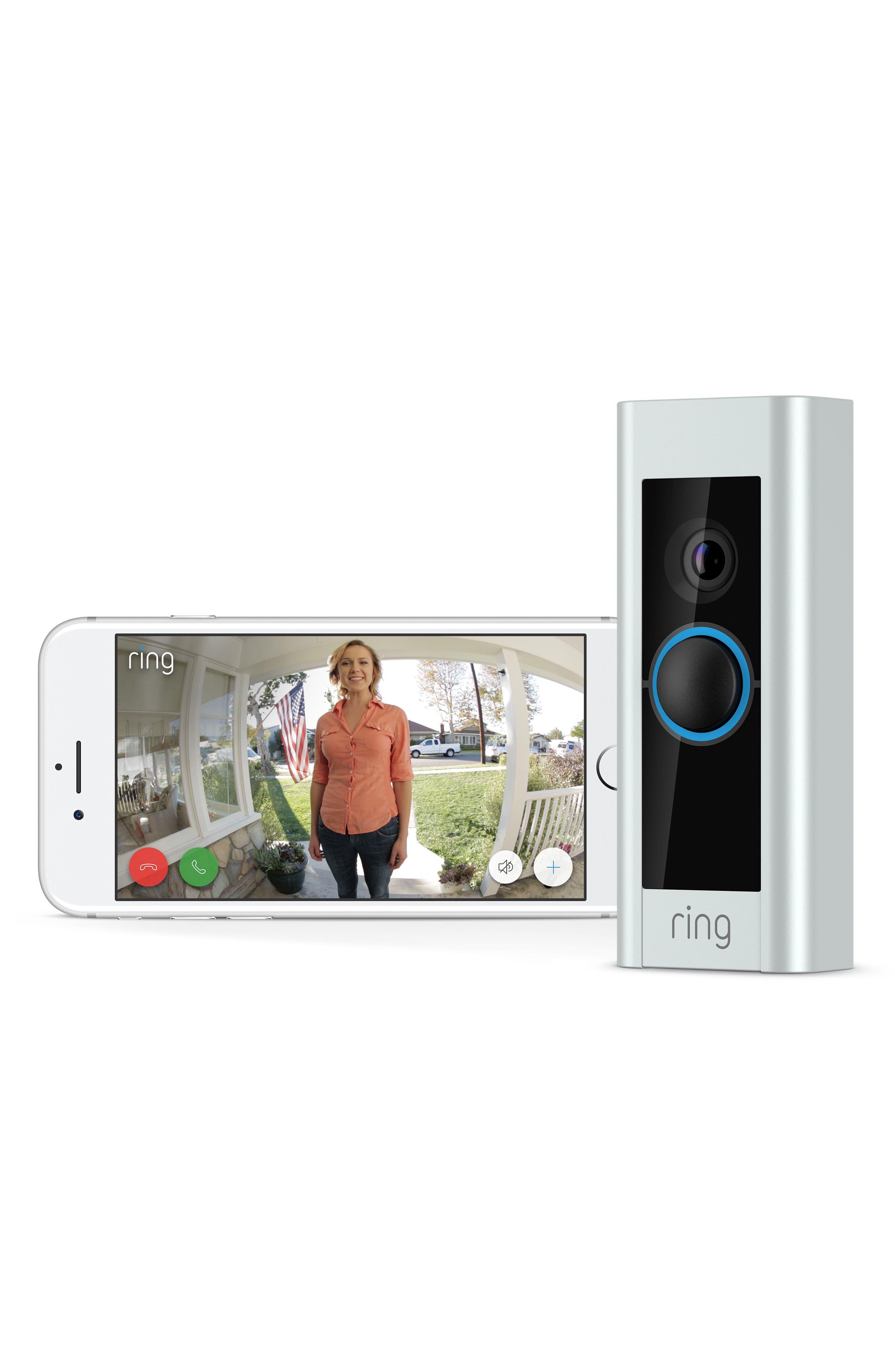 Video Doorbell Pro,                             Alternate thumbnail 5, color,                             SATIN