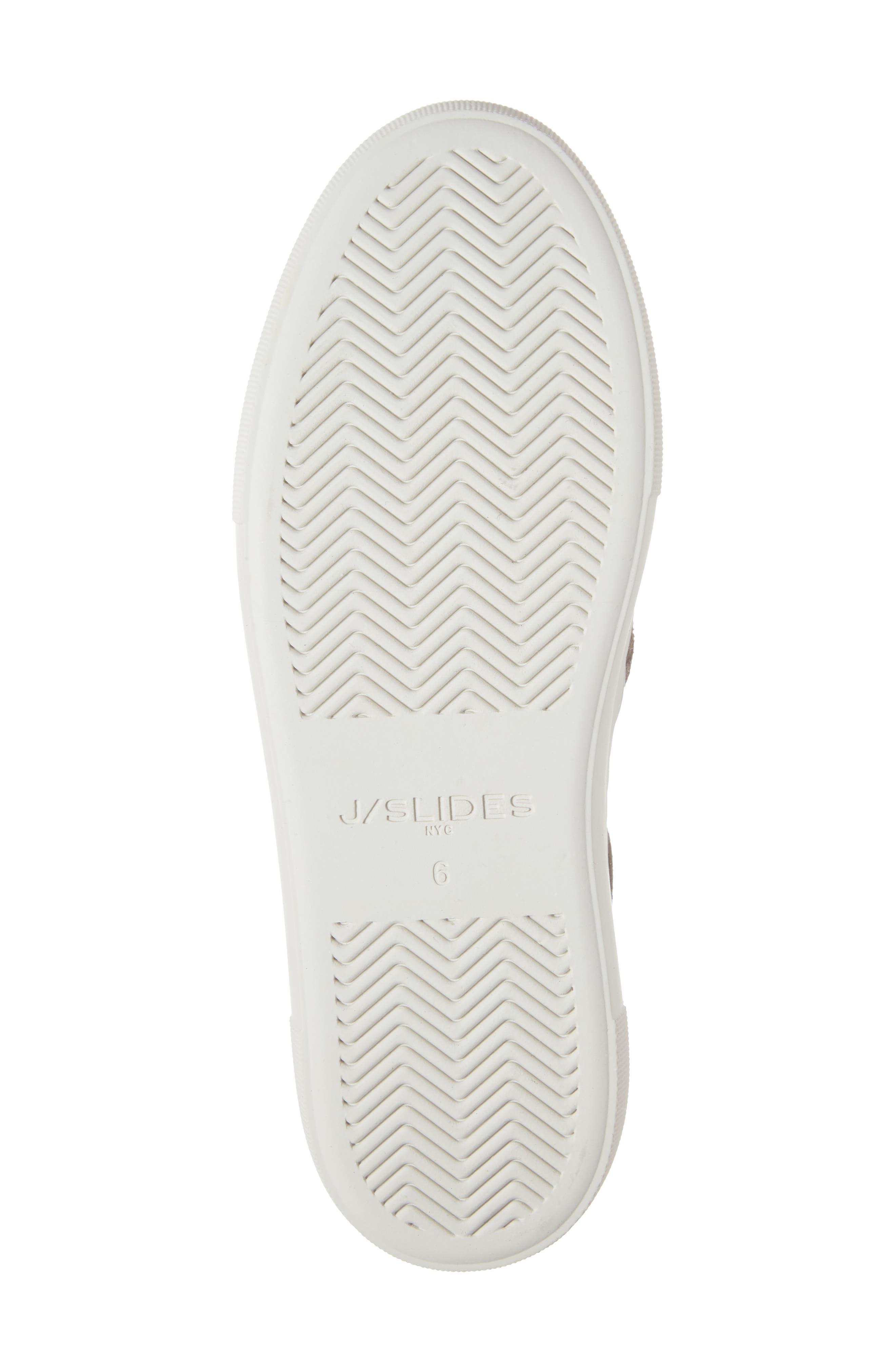 Tassel Slip-On Sneaker,                             Alternate thumbnail 6, color,                             BEIGE