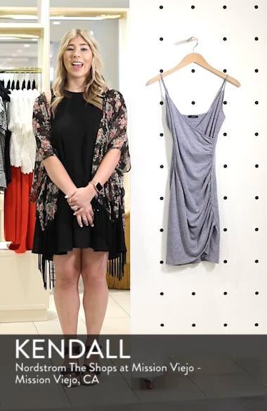 Ruched Sheath Dress, sales video thumbnail