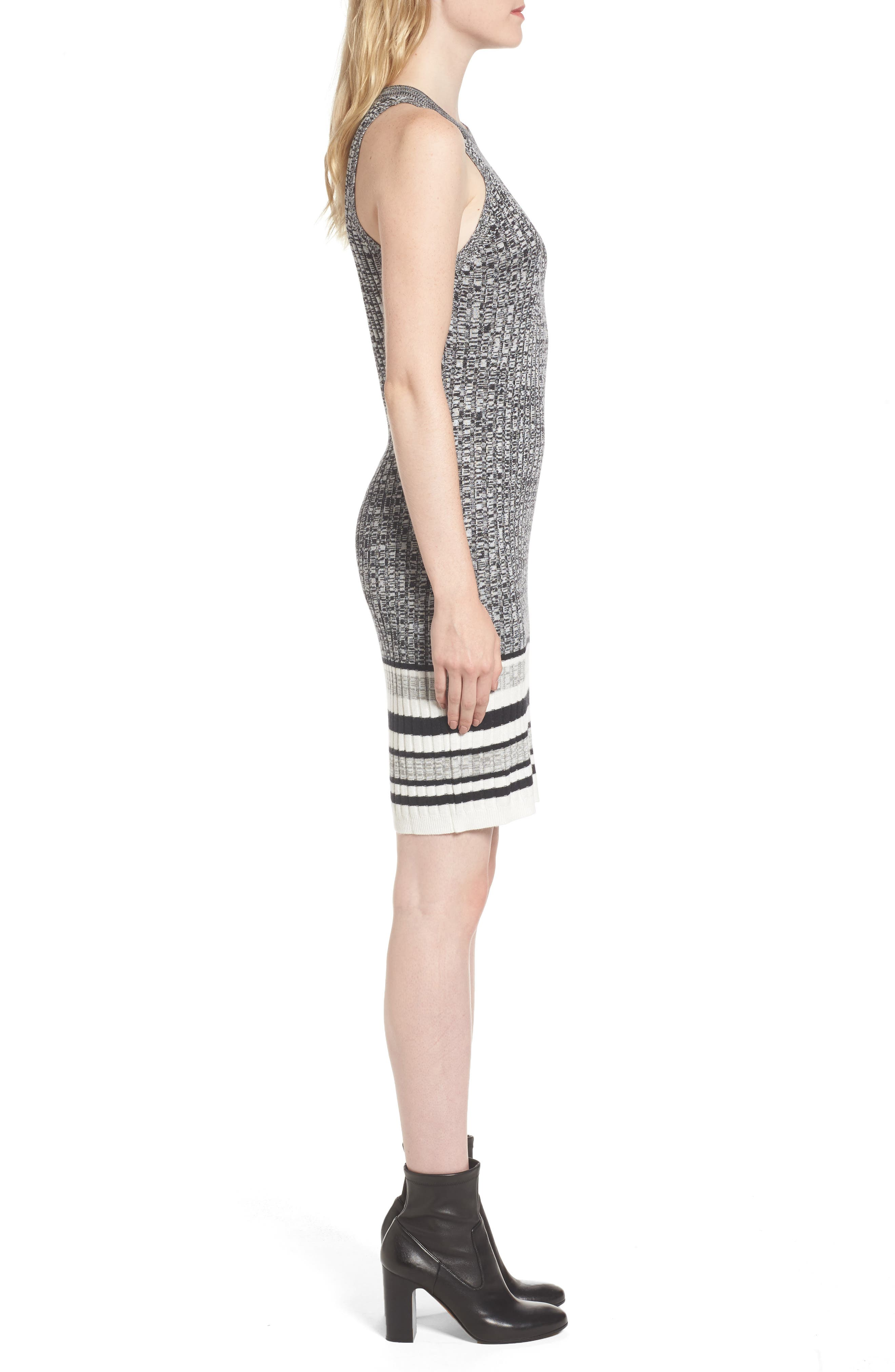Merton Sweater Dress,                             Alternate thumbnail 3, color,