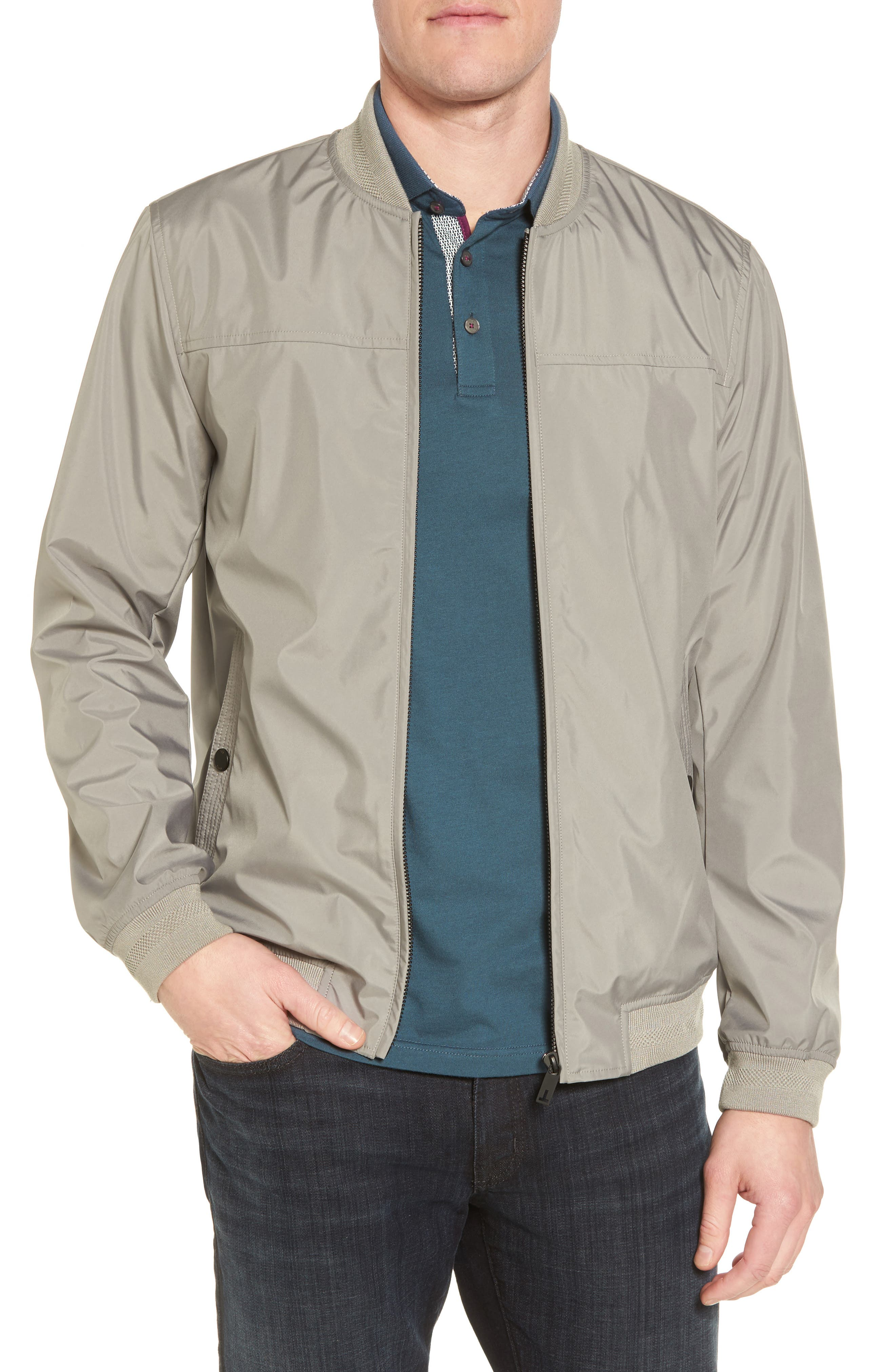 Ohta Bomber Jacket,                             Main thumbnail 1, color,                             030