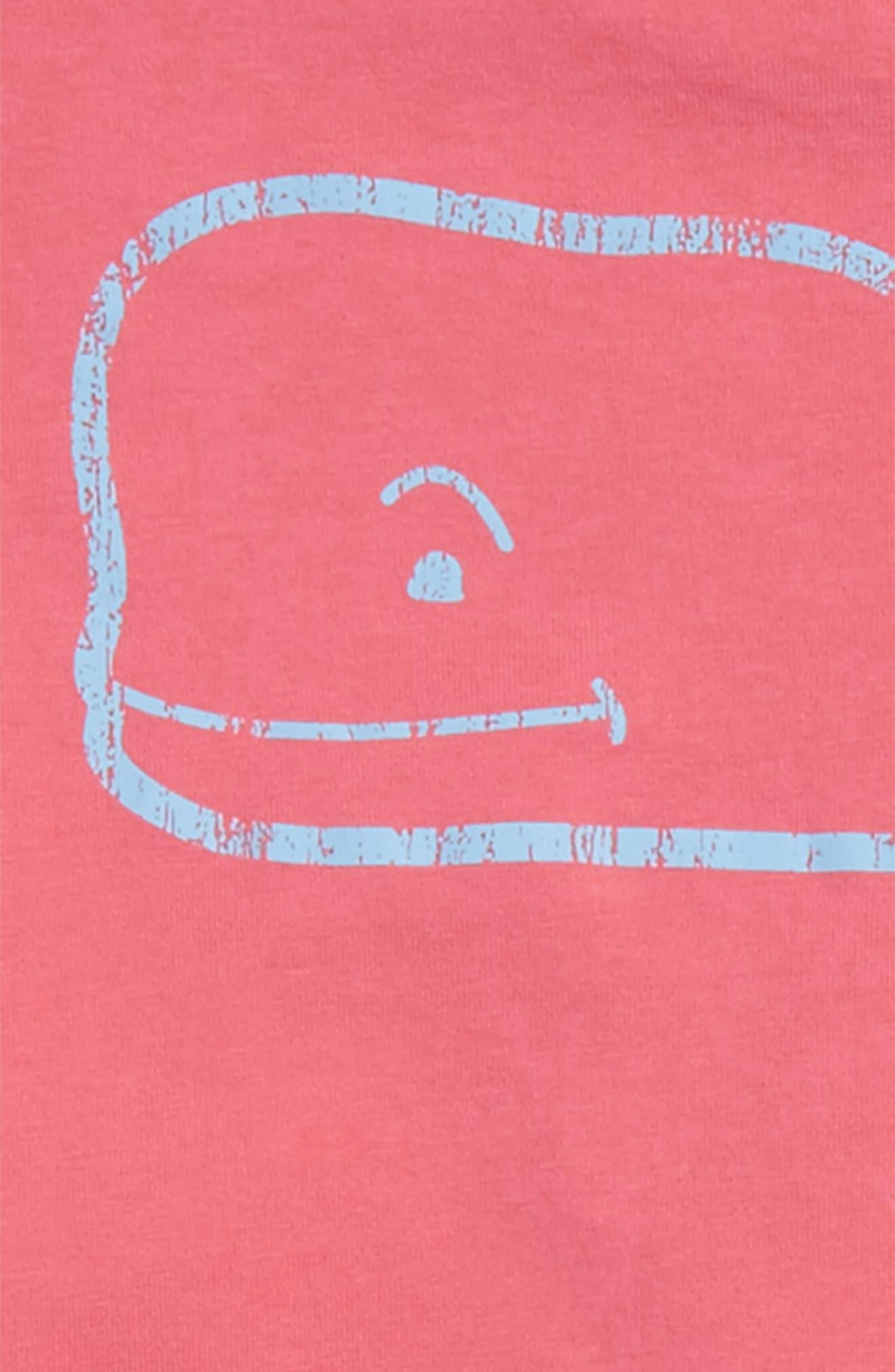 Vintage Whale Long Sleeve Pocket T-Shirt,                             Alternate thumbnail 21, color,