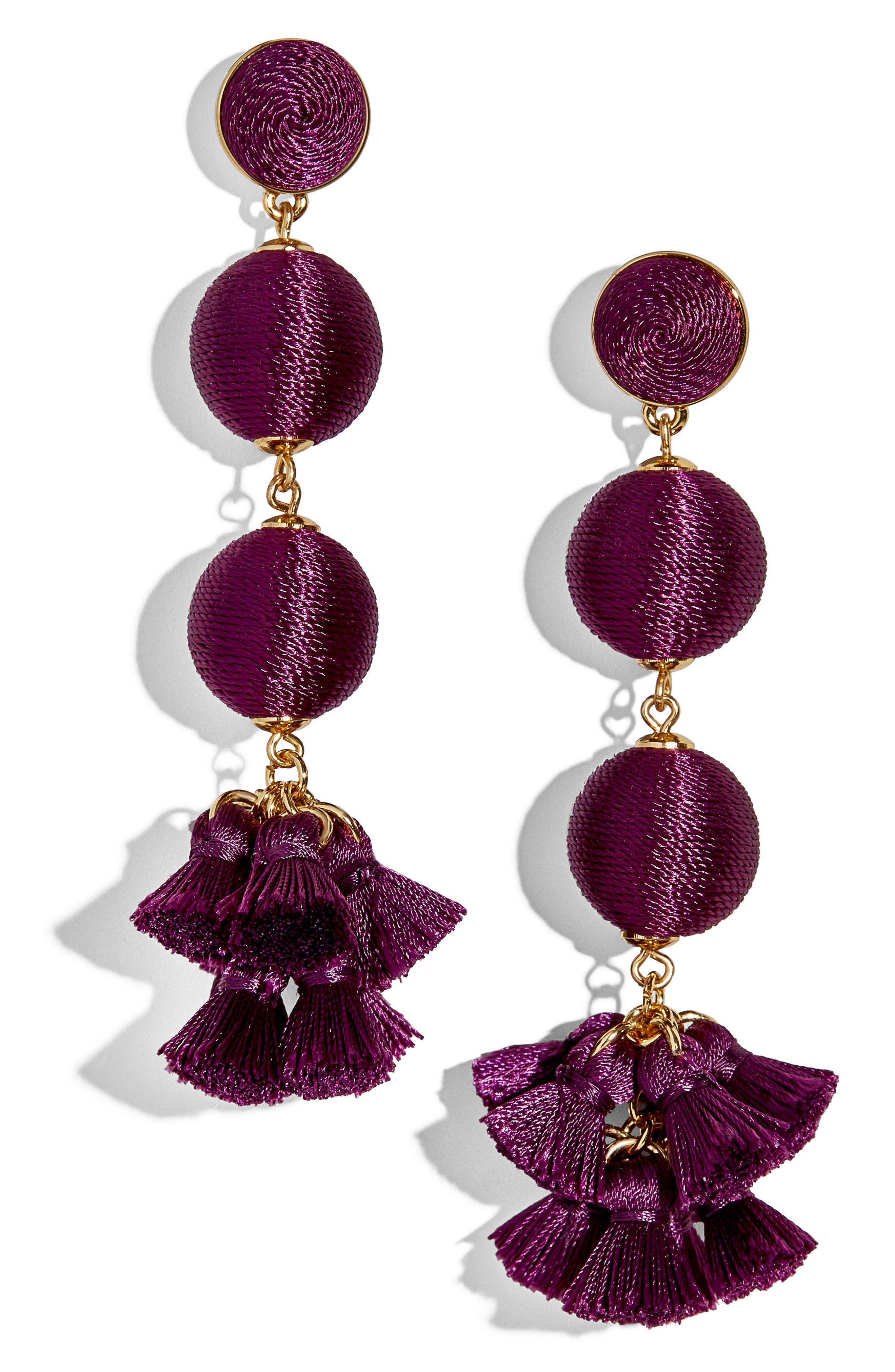 Tango Ball Drop Earrings,                             Main thumbnail 2, color,