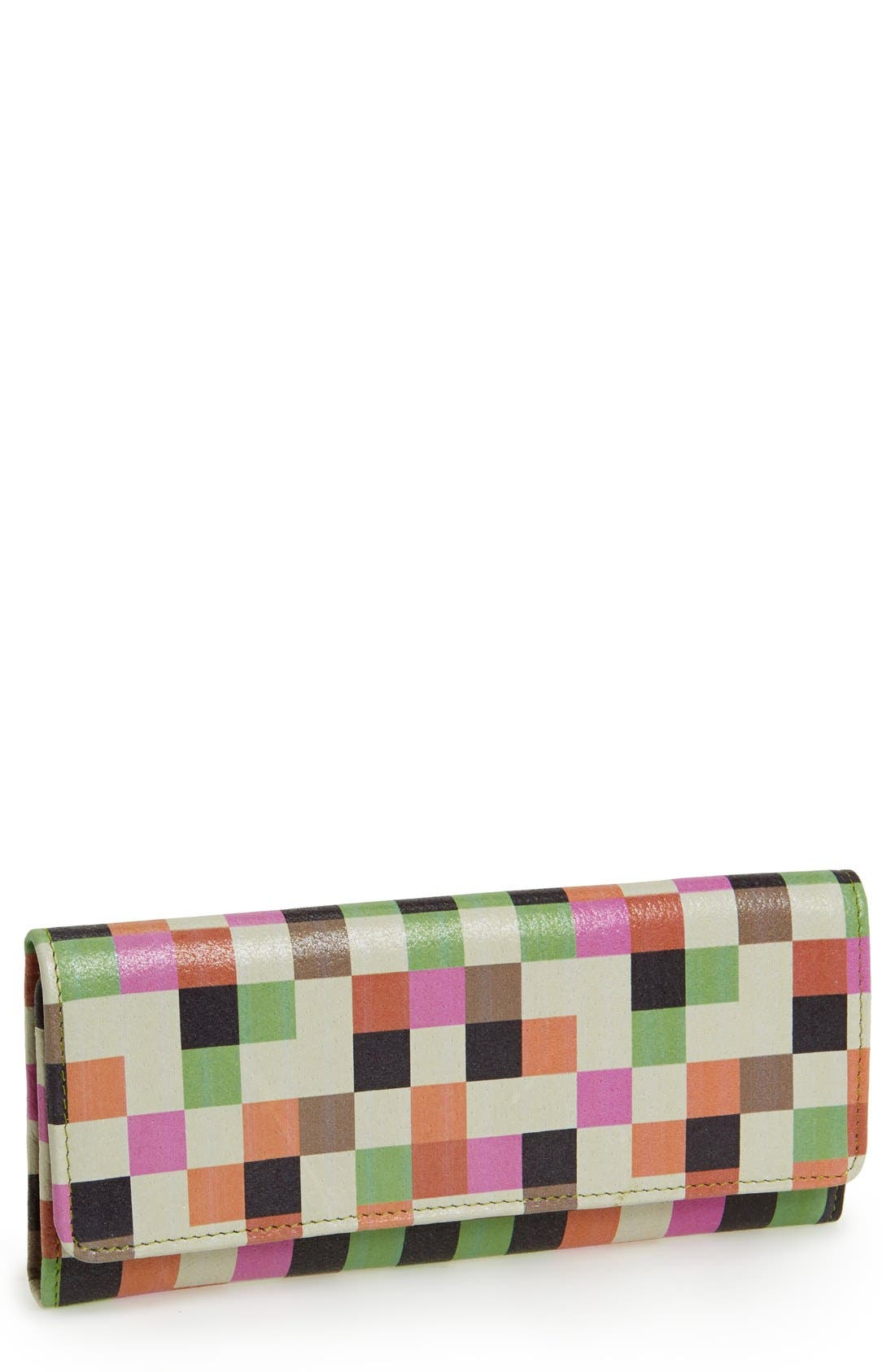 'Sadie' Leather Wallet,                             Main thumbnail 61, color,
