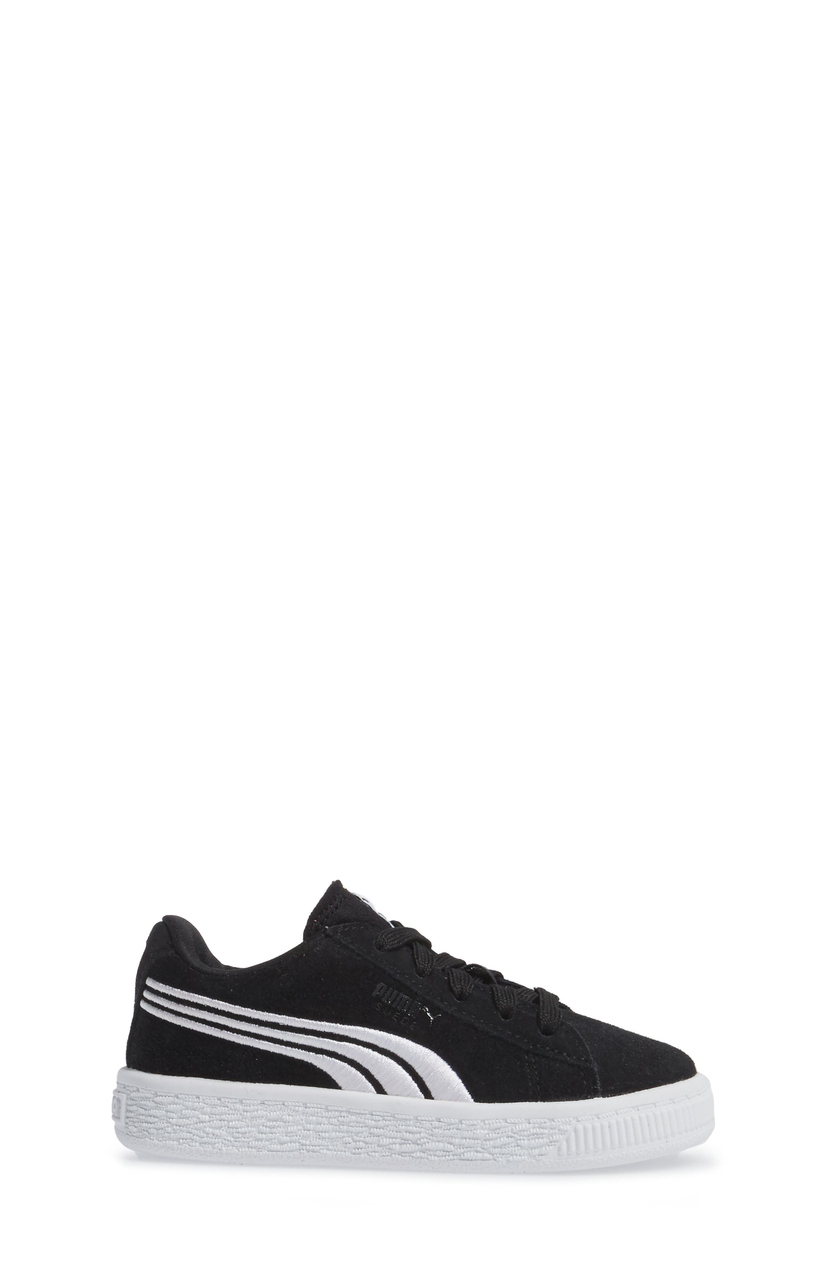 Suede Classic Sneaker,                             Alternate thumbnail 5, color,
