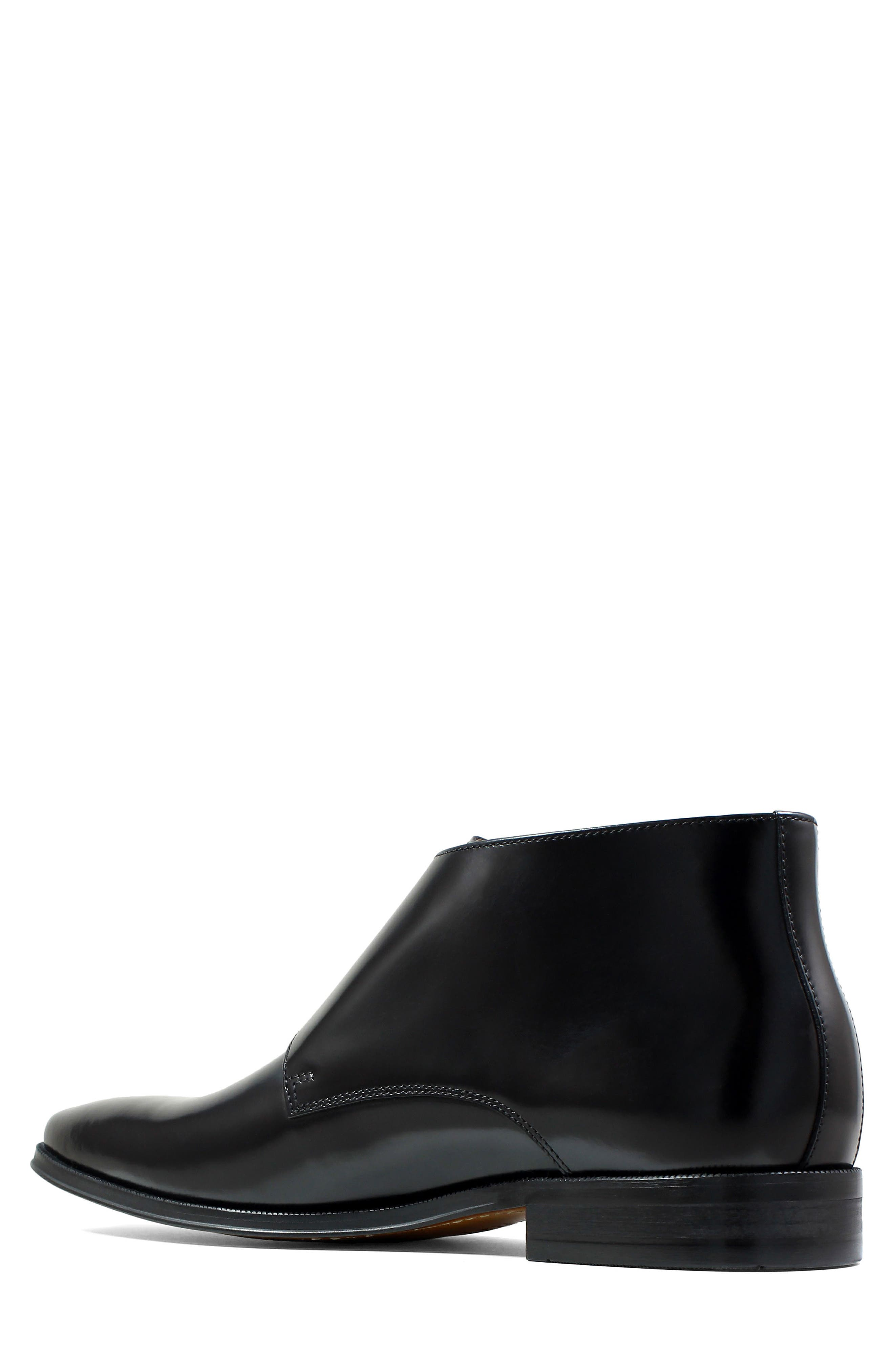 Belfast Double Monk Strap Boot,                             Alternate thumbnail 3, color,