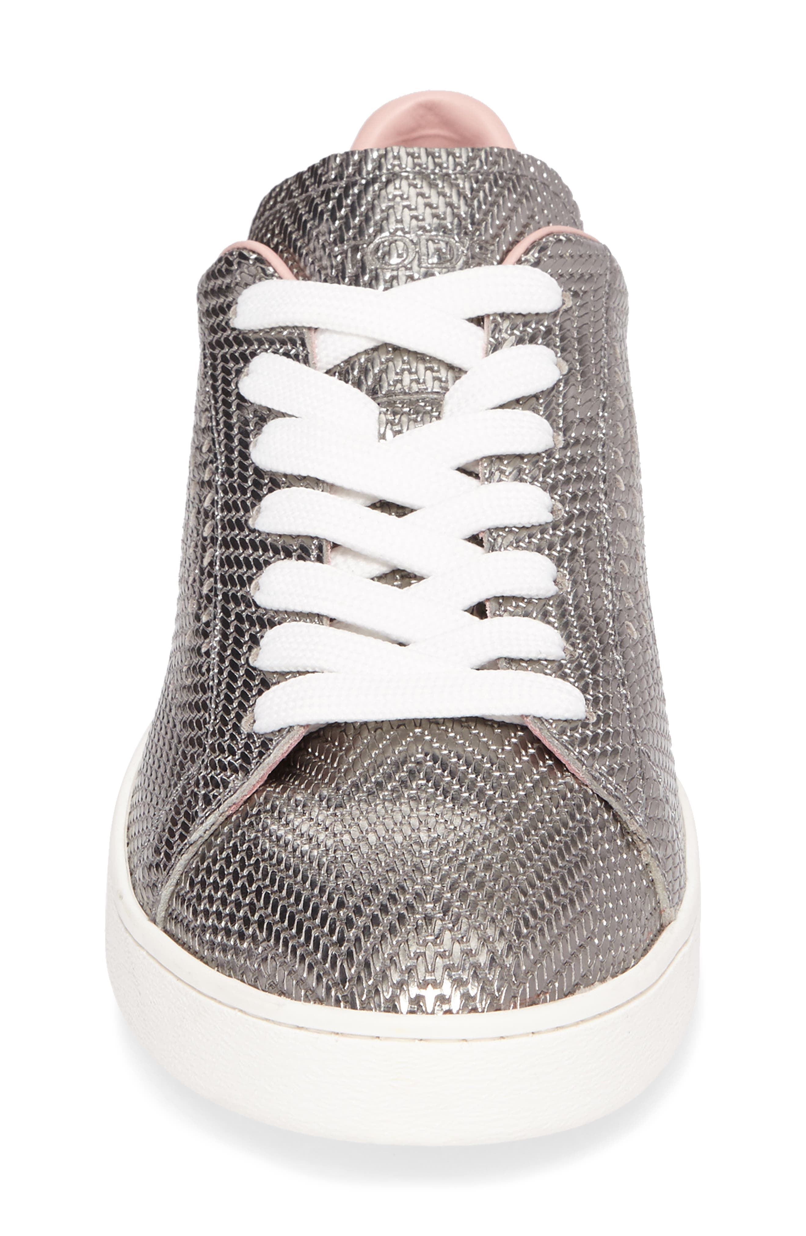 Perforated T Sneaker,                             Alternate thumbnail 4, color,                             040