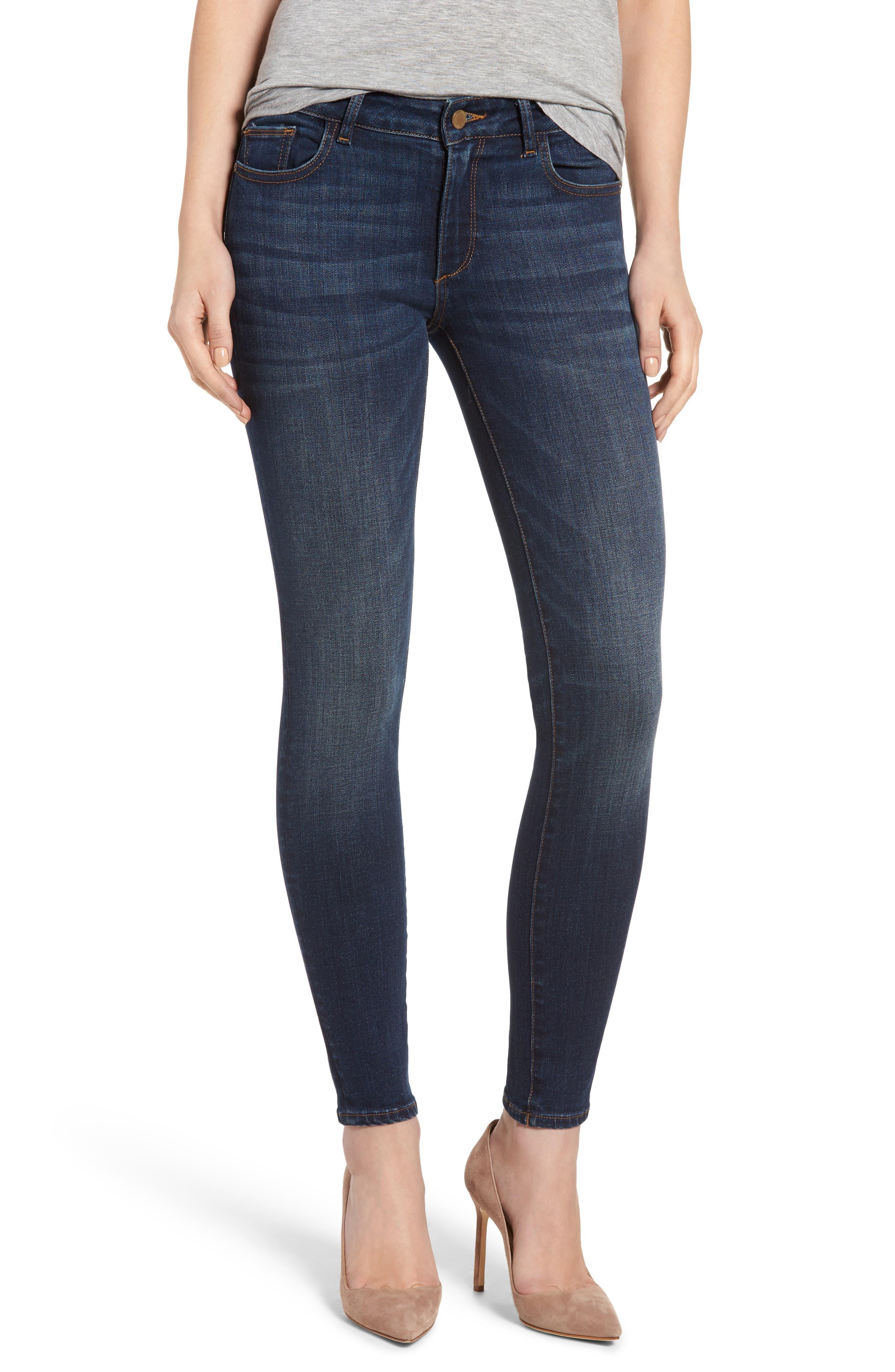 Emma Power Legging Skinny Jeans,                         Main,                         color, SULTON