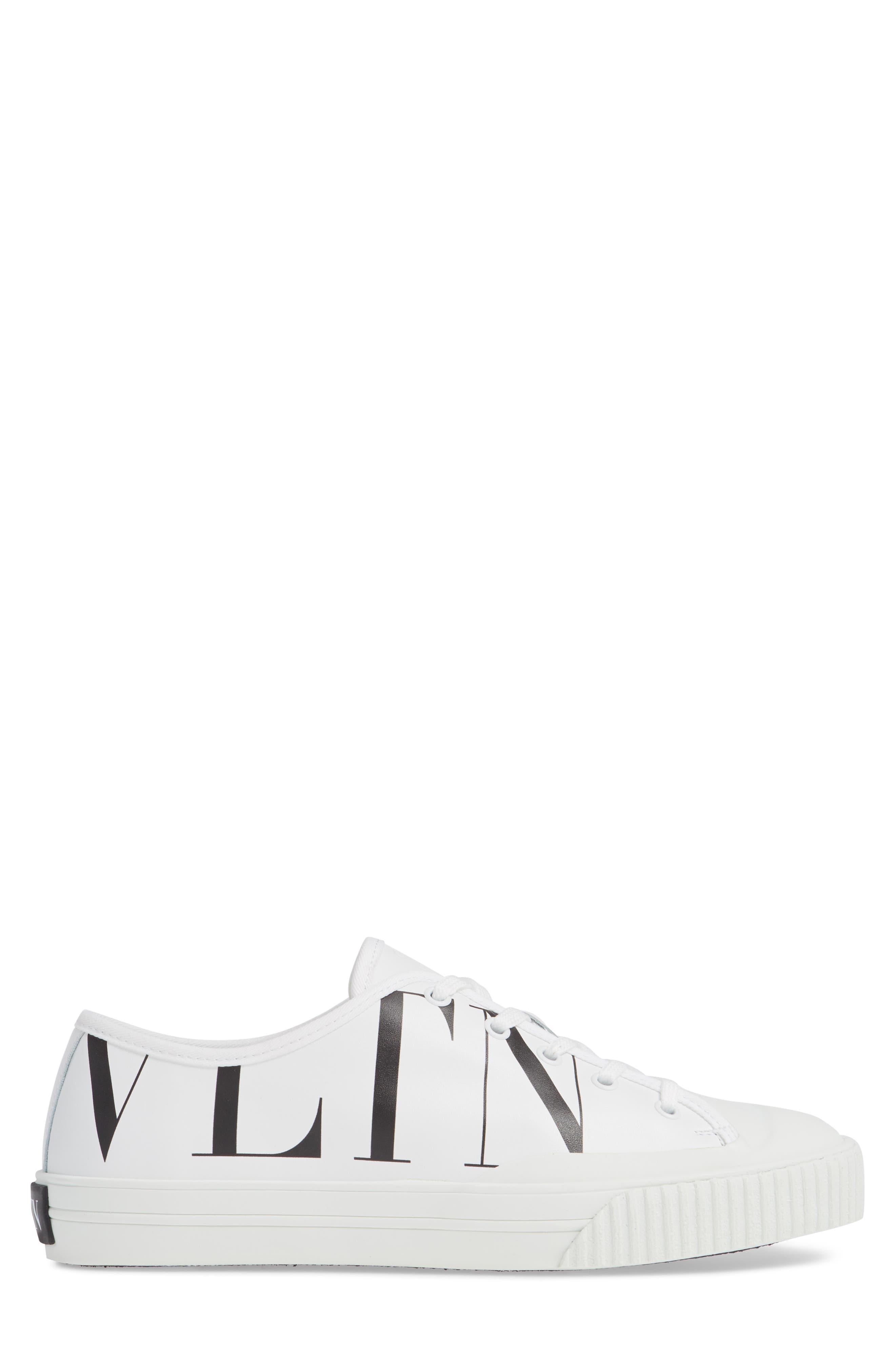 VLTN Low Top Sneaker,                             Alternate thumbnail 3, color,                             102