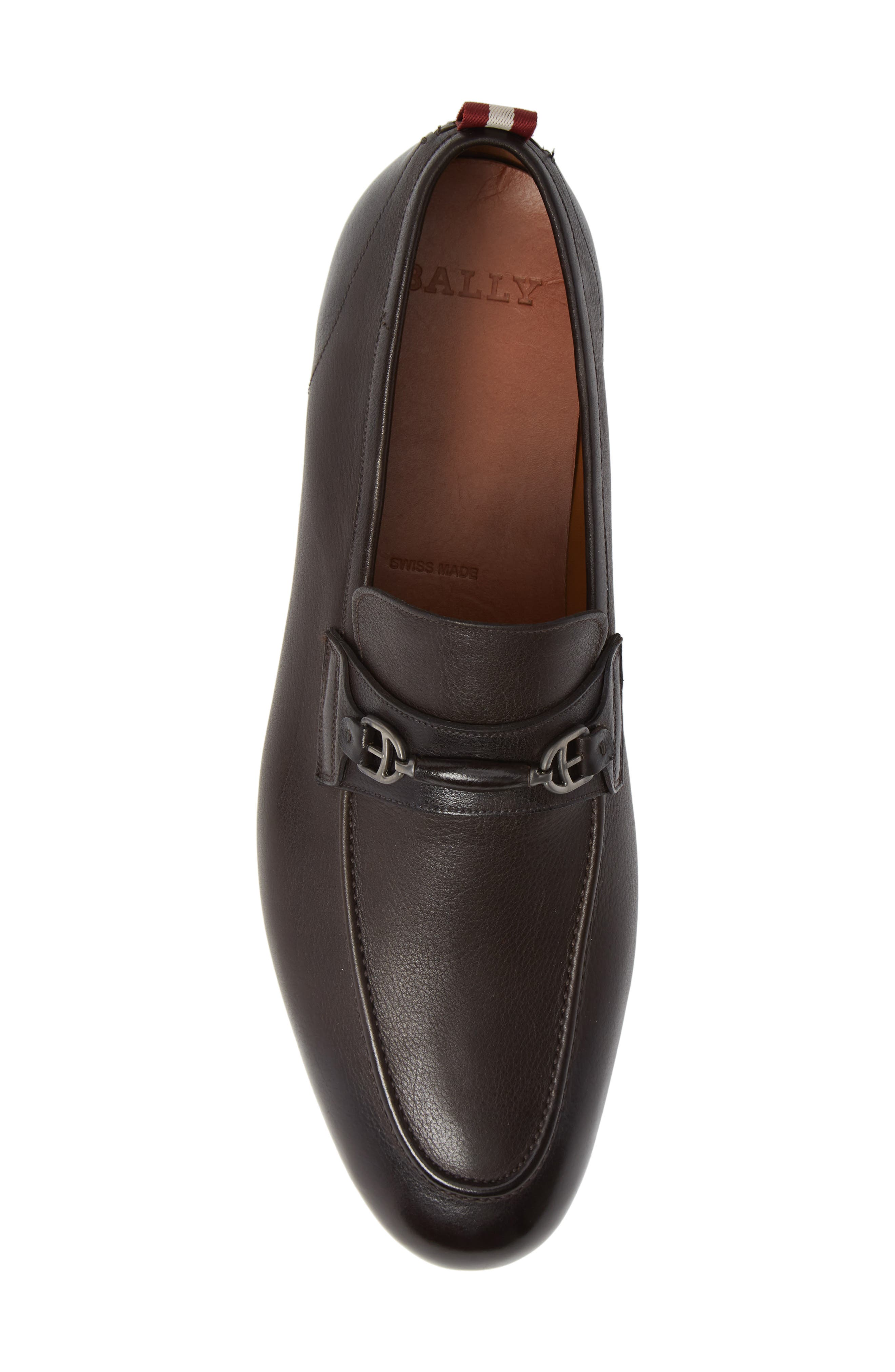 Plintor Loafer,                             Alternate thumbnail 5, color,                             COFFEE BROWN