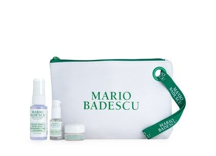 Mario Badescu gift with purchase.