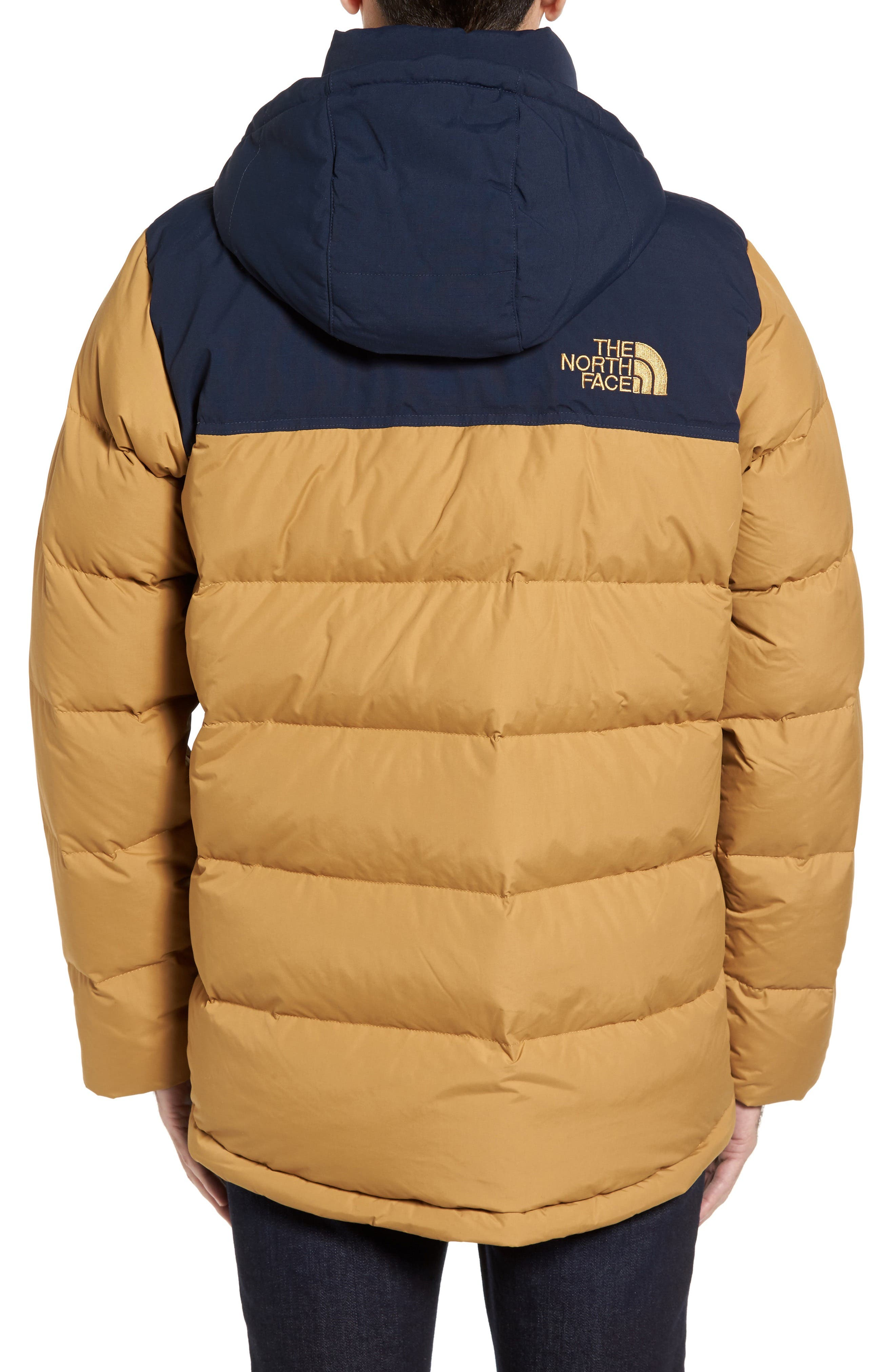 Nuptse Ridge Down Jacket,                             Alternate thumbnail 11, color,
