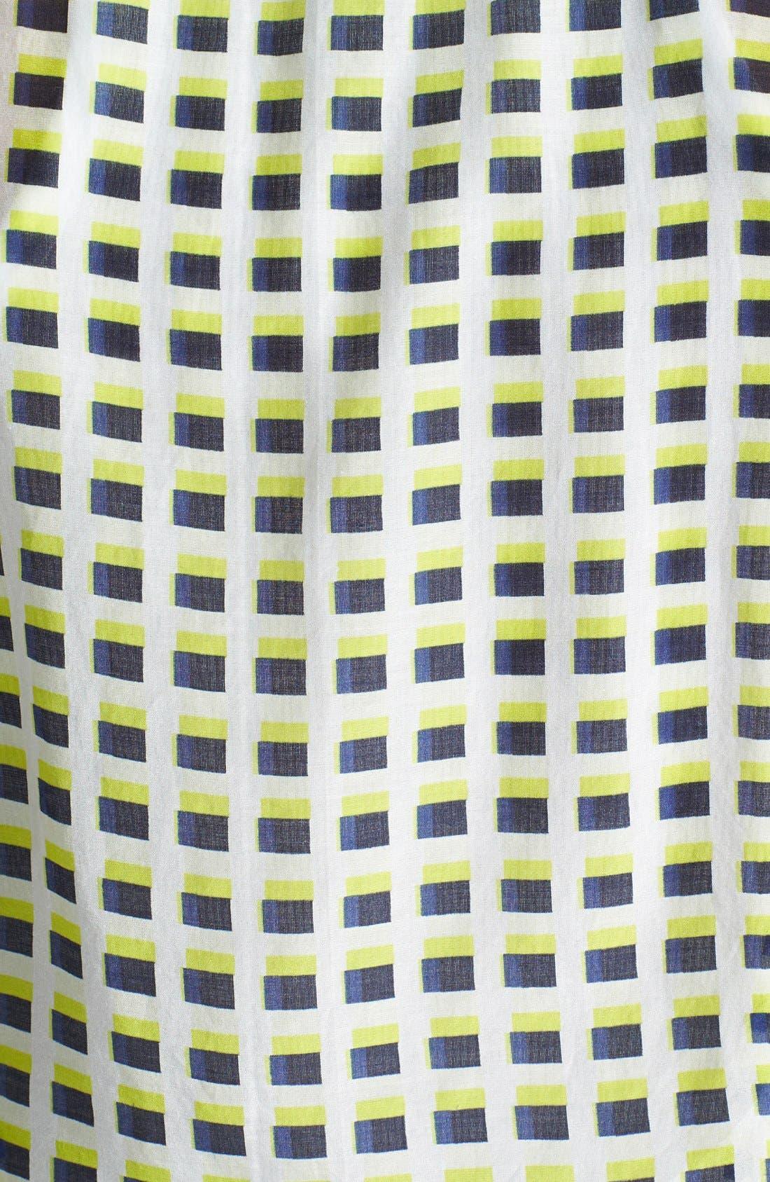 Cotton & Silk Shirt,                             Alternate thumbnail 103, color,