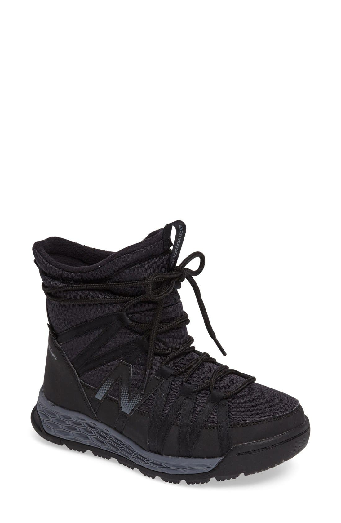 Q416 Weatherproof Snow Boot,                         Main,                         color, 001