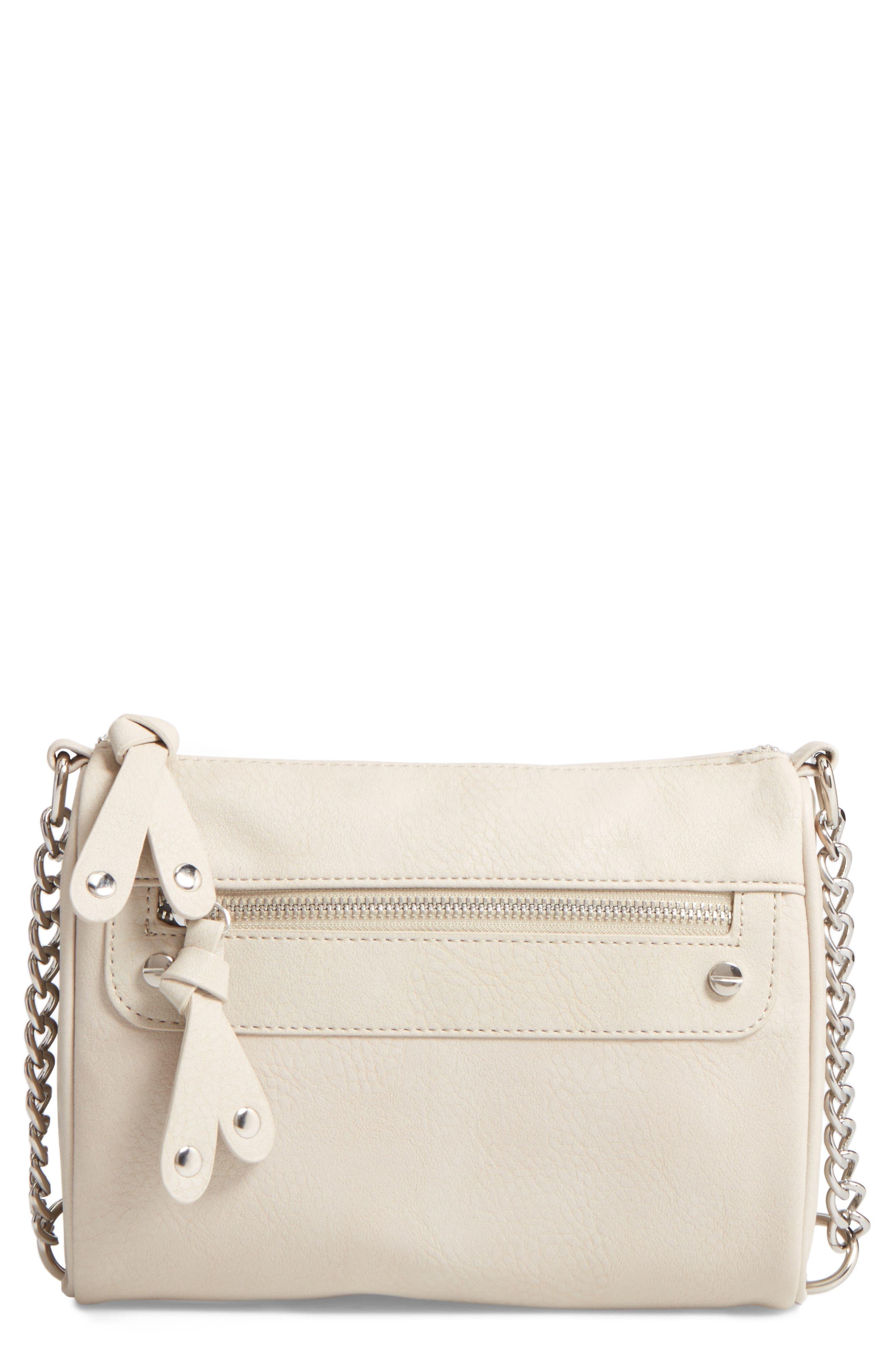 Double Stud Crossbody Bag,                         Main,                         color,