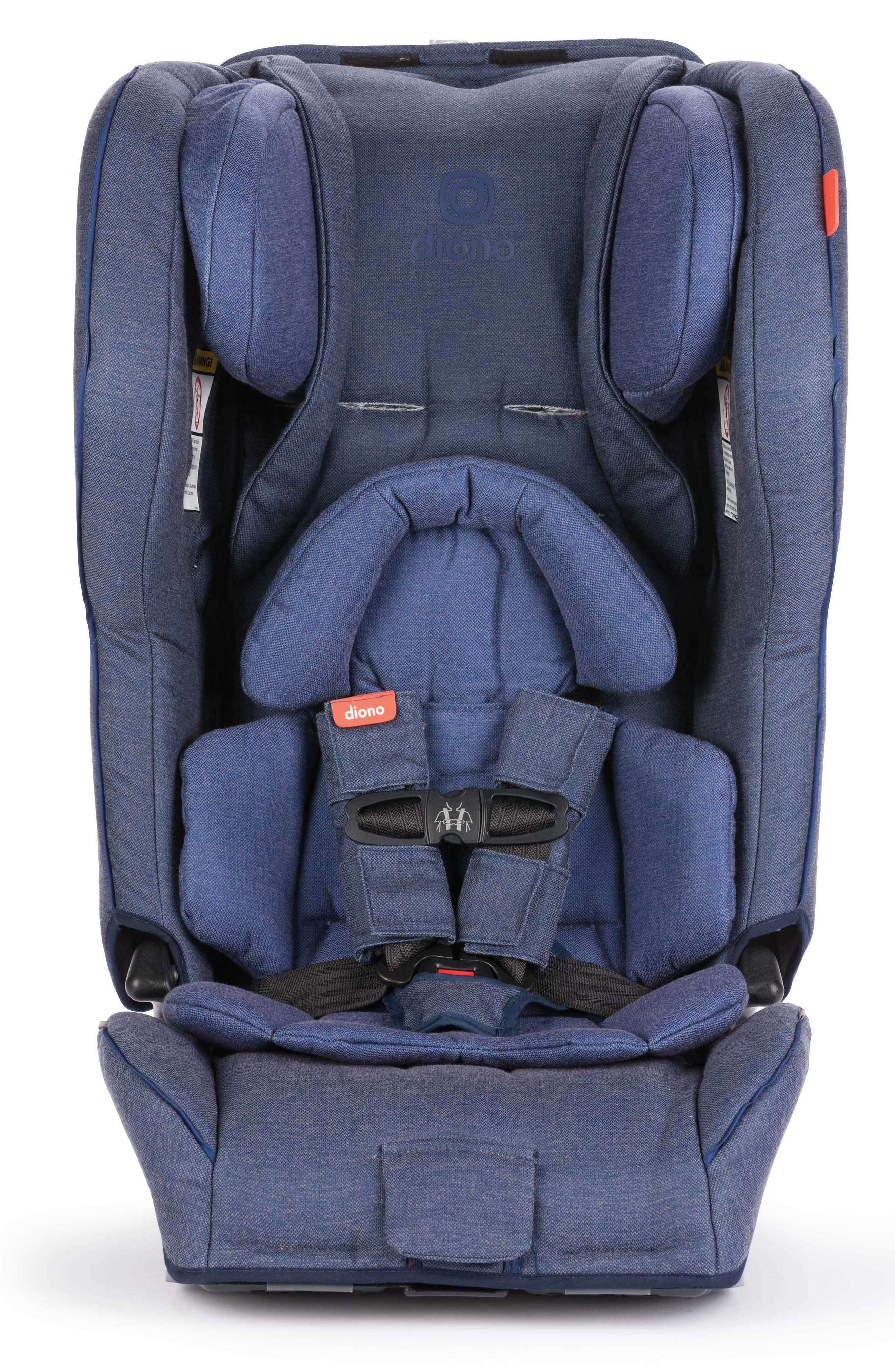 Infant Diono Rainier 2 Axt Car Seat Size One Size  Blue