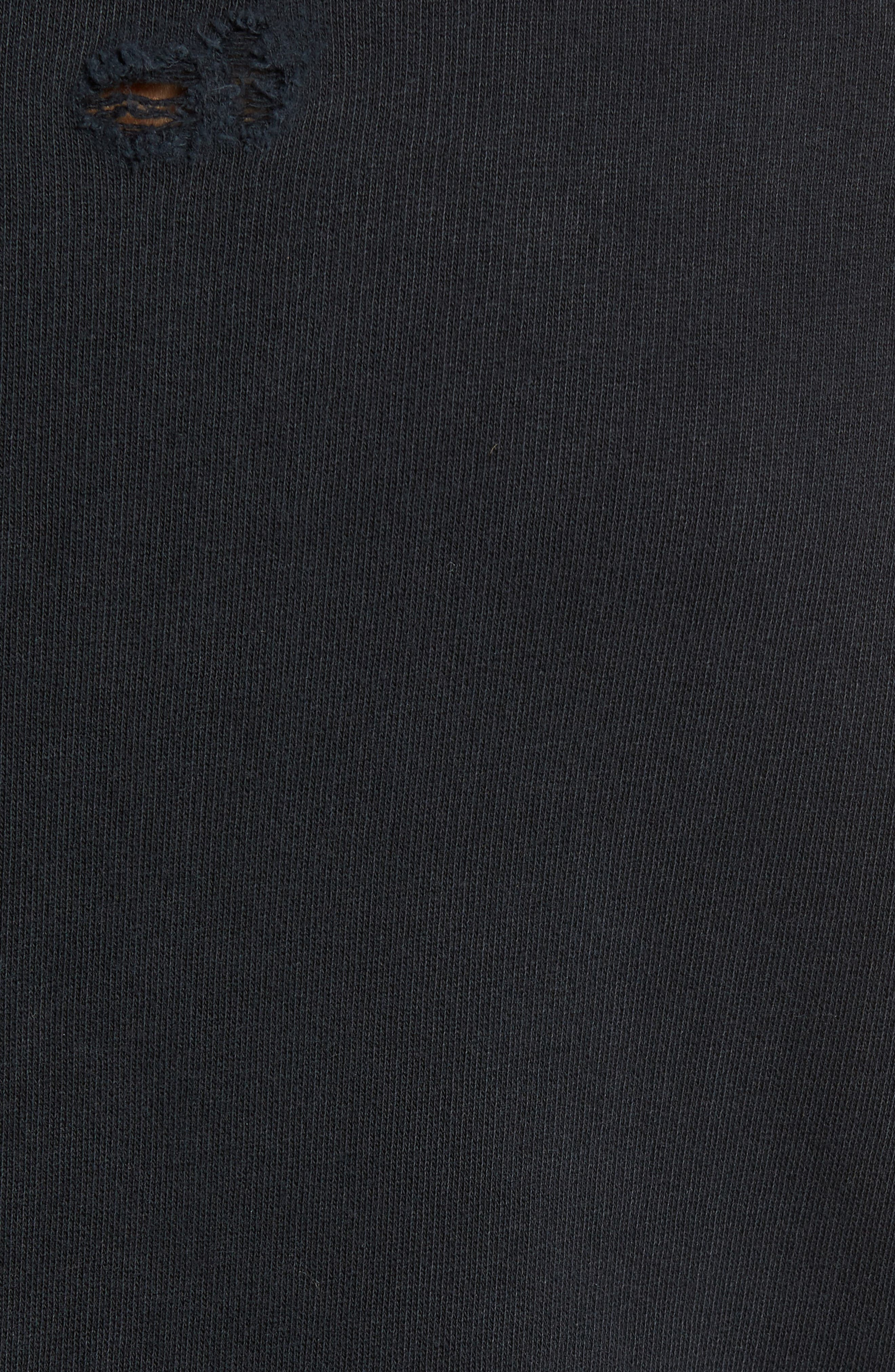 Striker Slim Fit Crewneck Sweatshirt,                             Alternate thumbnail 5, color,