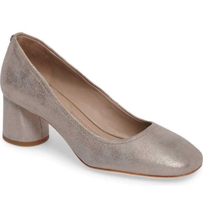 b3758fa070f3 Shop Donald J Pliner Camy Pump In Taupe Leather
