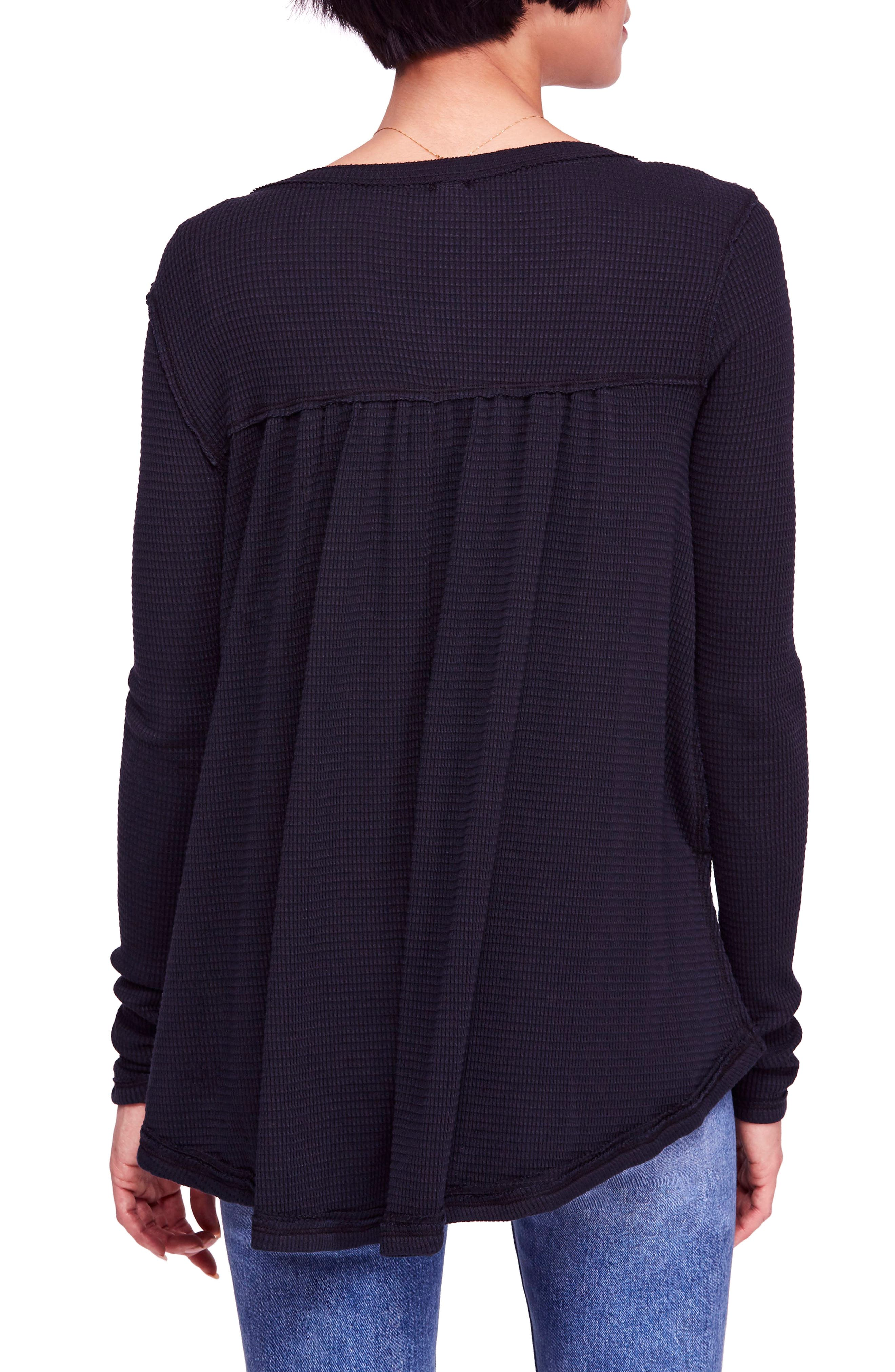 We the Free by Free People Kai Henley,                             Alternate thumbnail 2, color,                             BLACK