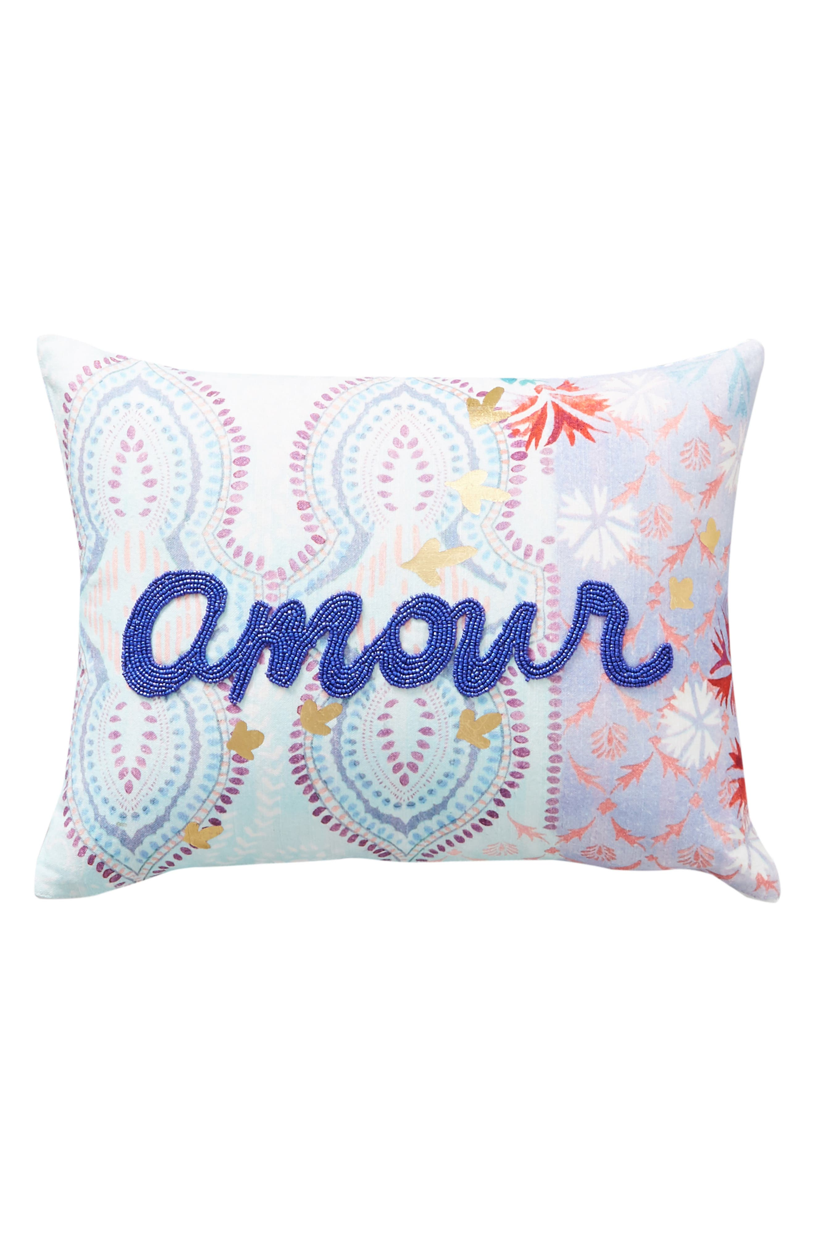 Piper Accent Pillow,                             Alternate thumbnail 4, color,                             PERIWINKLE