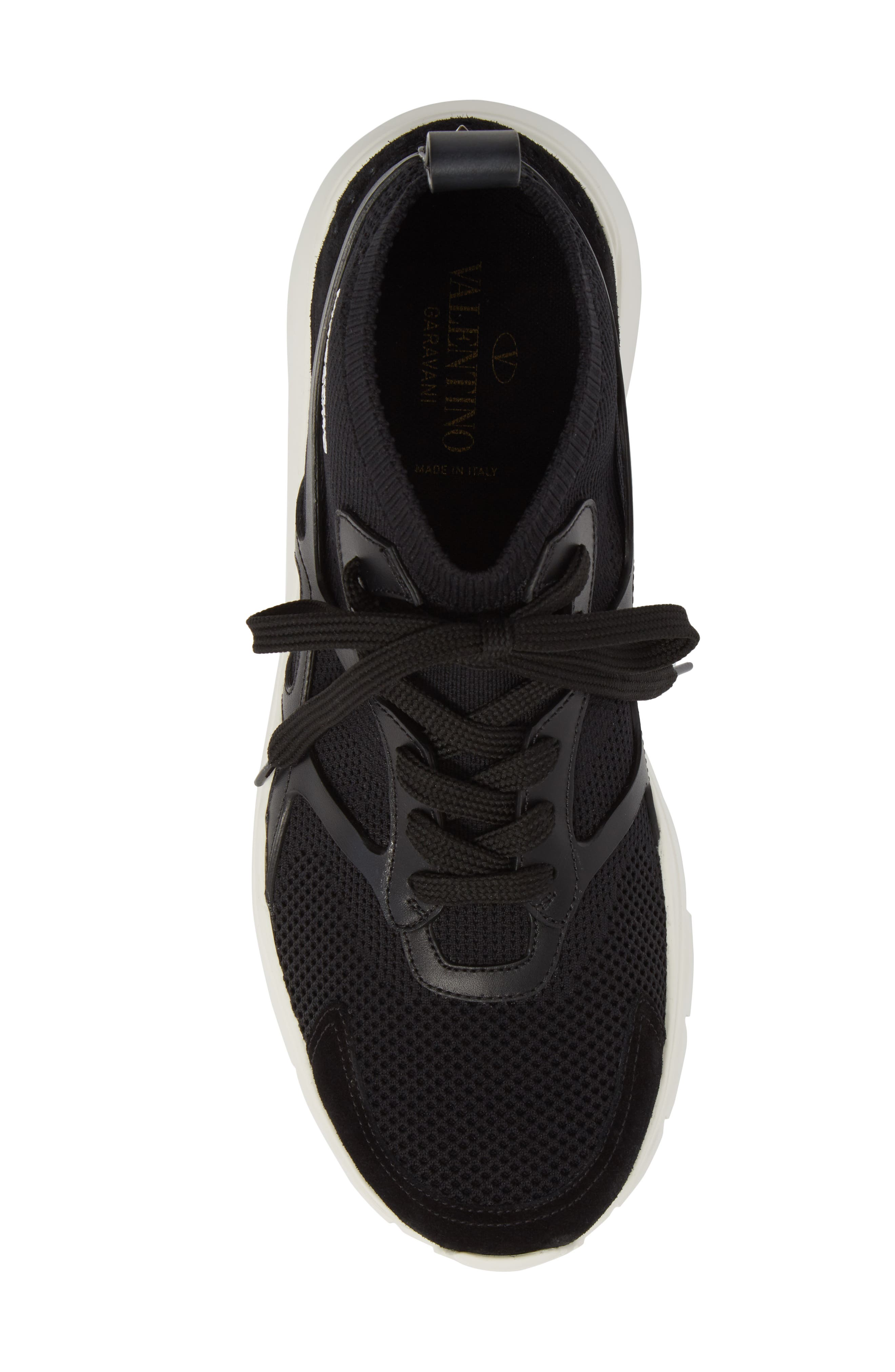 Sound High Sneaker,                             Alternate thumbnail 5, color,                             NERO