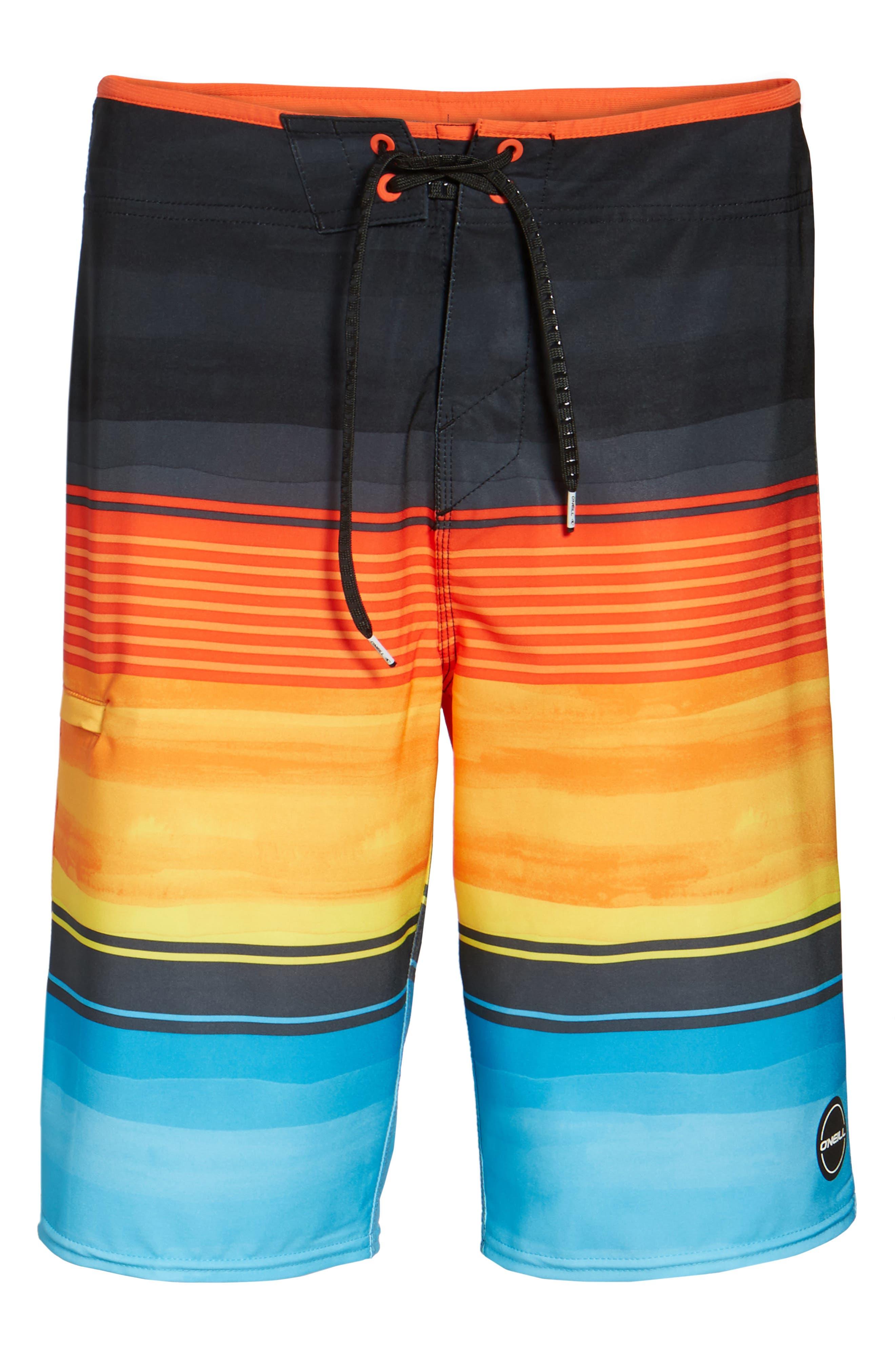 Hyperfreak Heist Board Shorts,                             Alternate thumbnail 47, color,