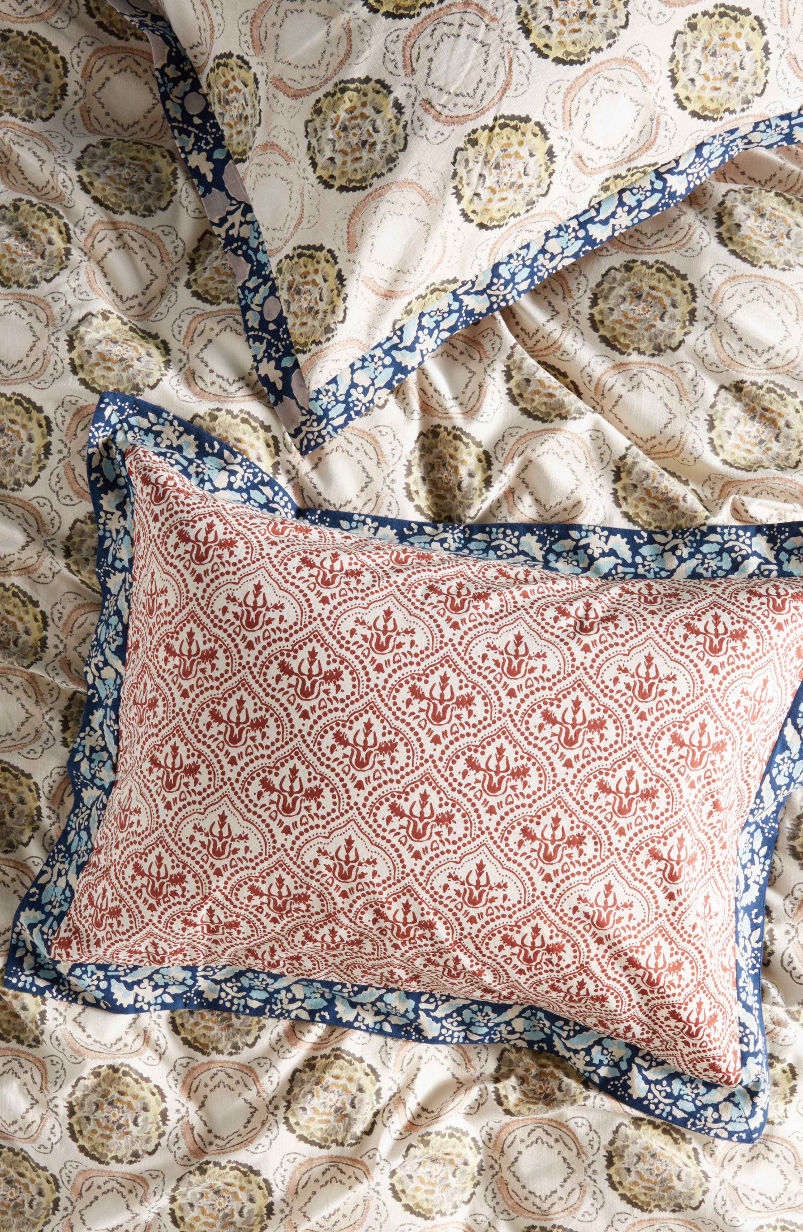 Meguro Pillow Shams,                             Main thumbnail 1, color,                             900