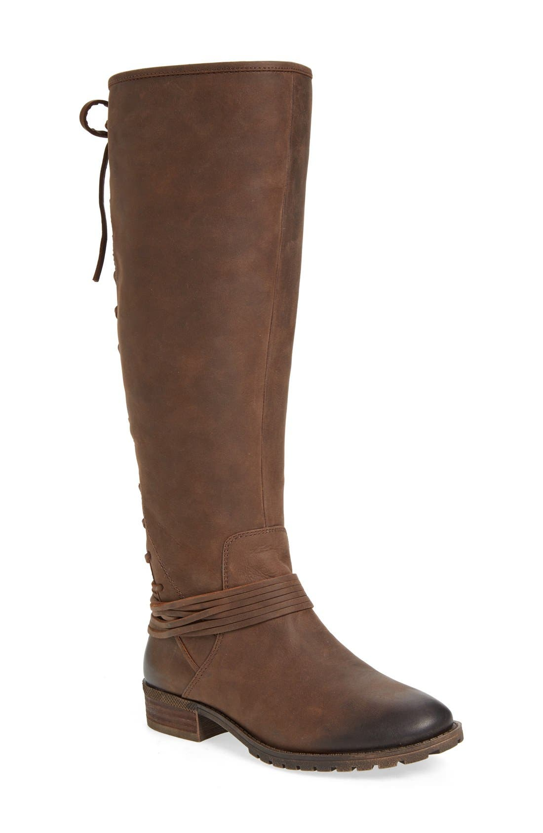 'Darla' Riding Boot,                             Main thumbnail 2, color,