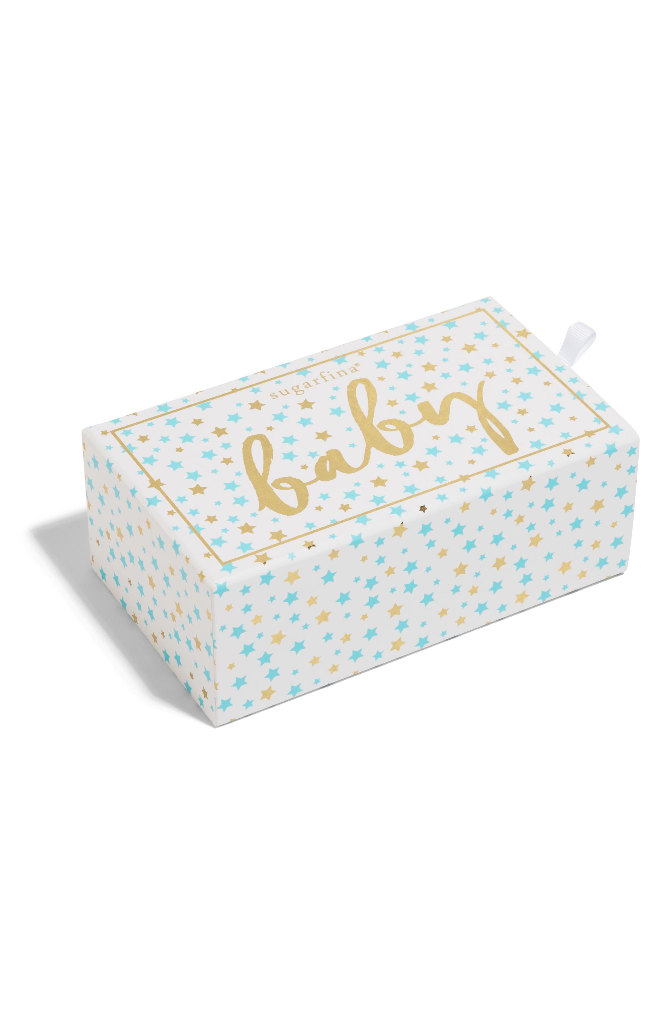 Baby Boy 2-Piece Candy Bento Box,                             Alternate thumbnail 2, color,