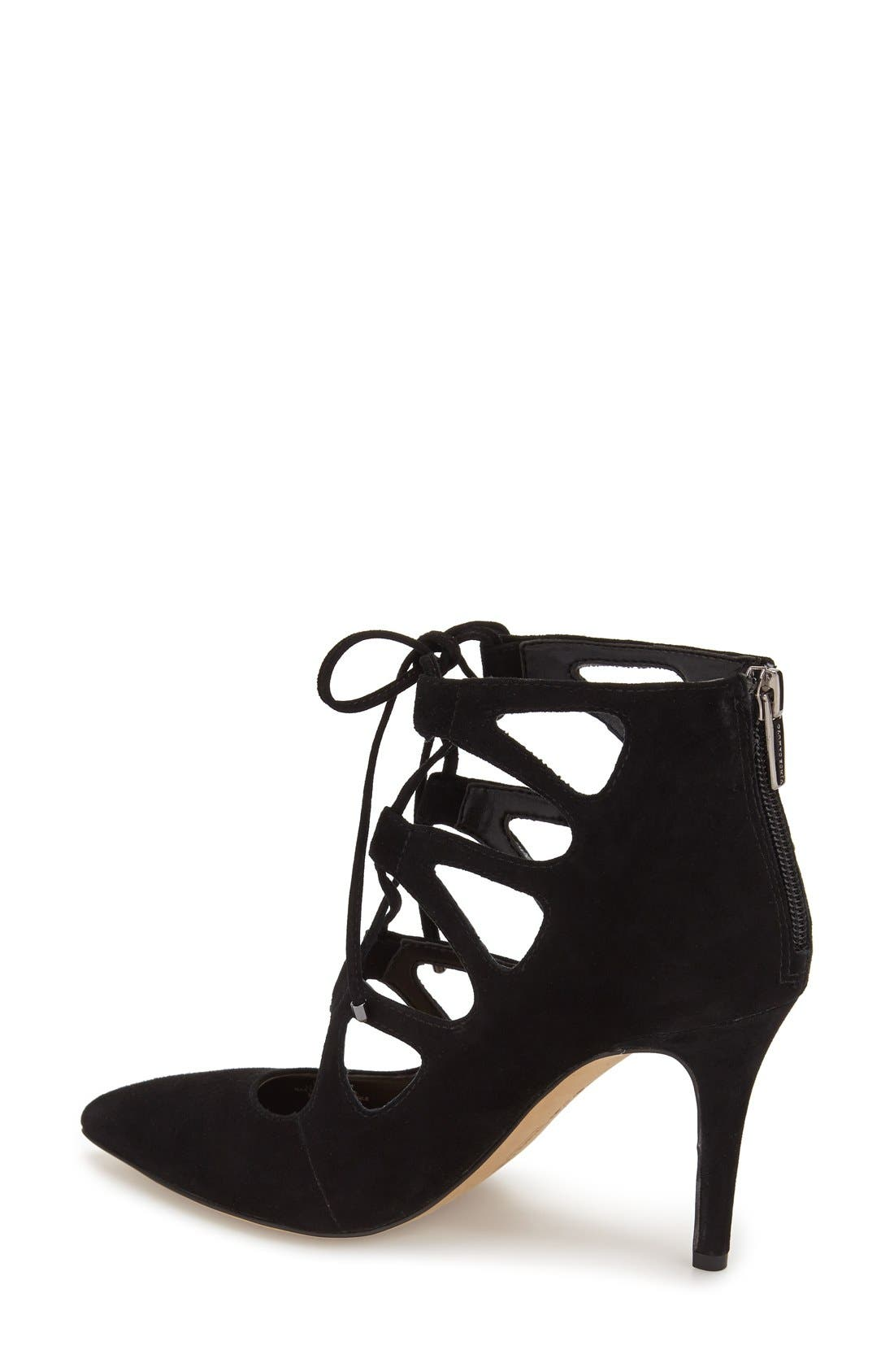 'Bodell' Lace Up Pump,                             Alternate thumbnail 16, color,