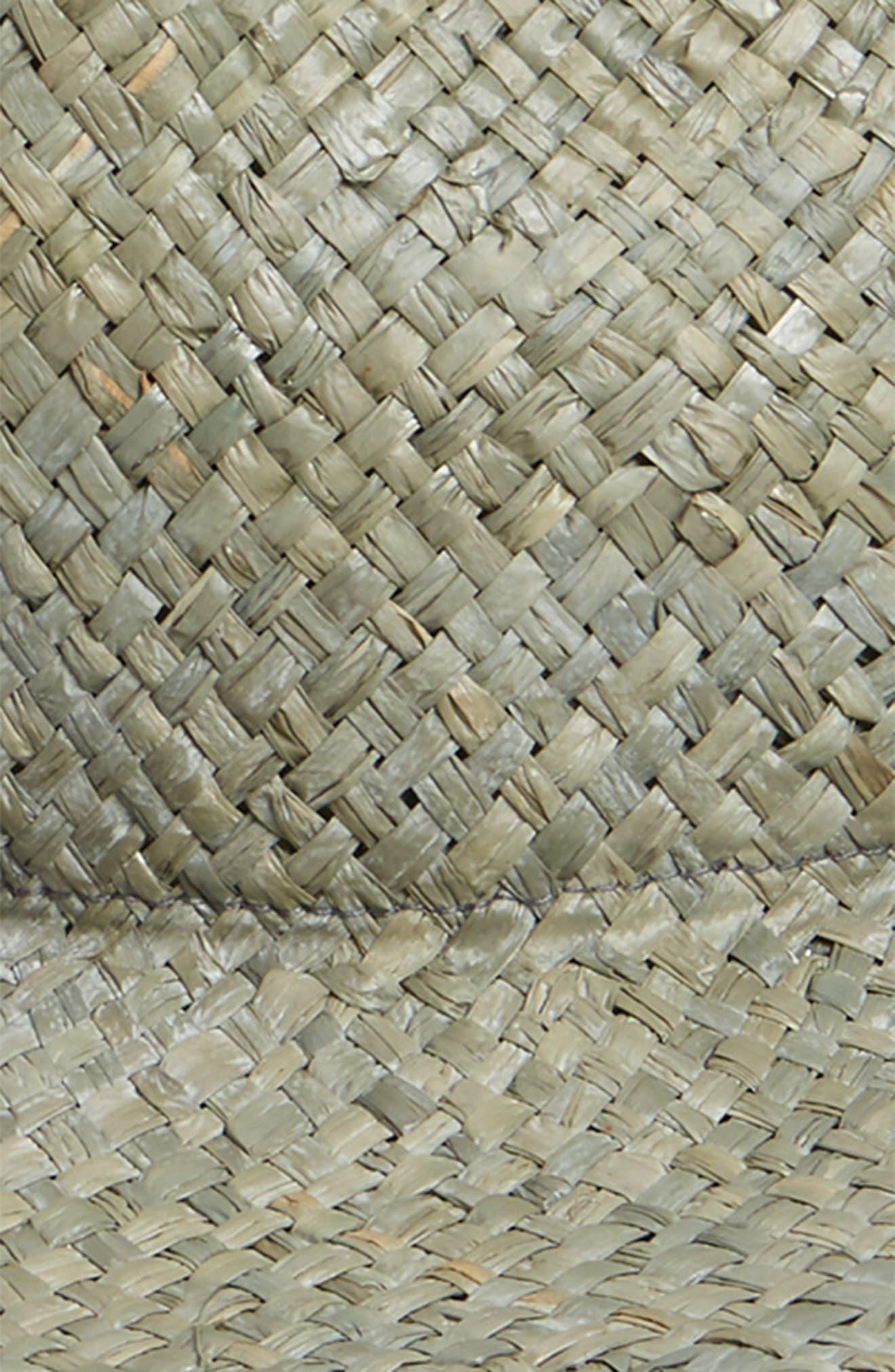 Large Dad's Raffia Hat,                             Alternate thumbnail 2, color,                             300