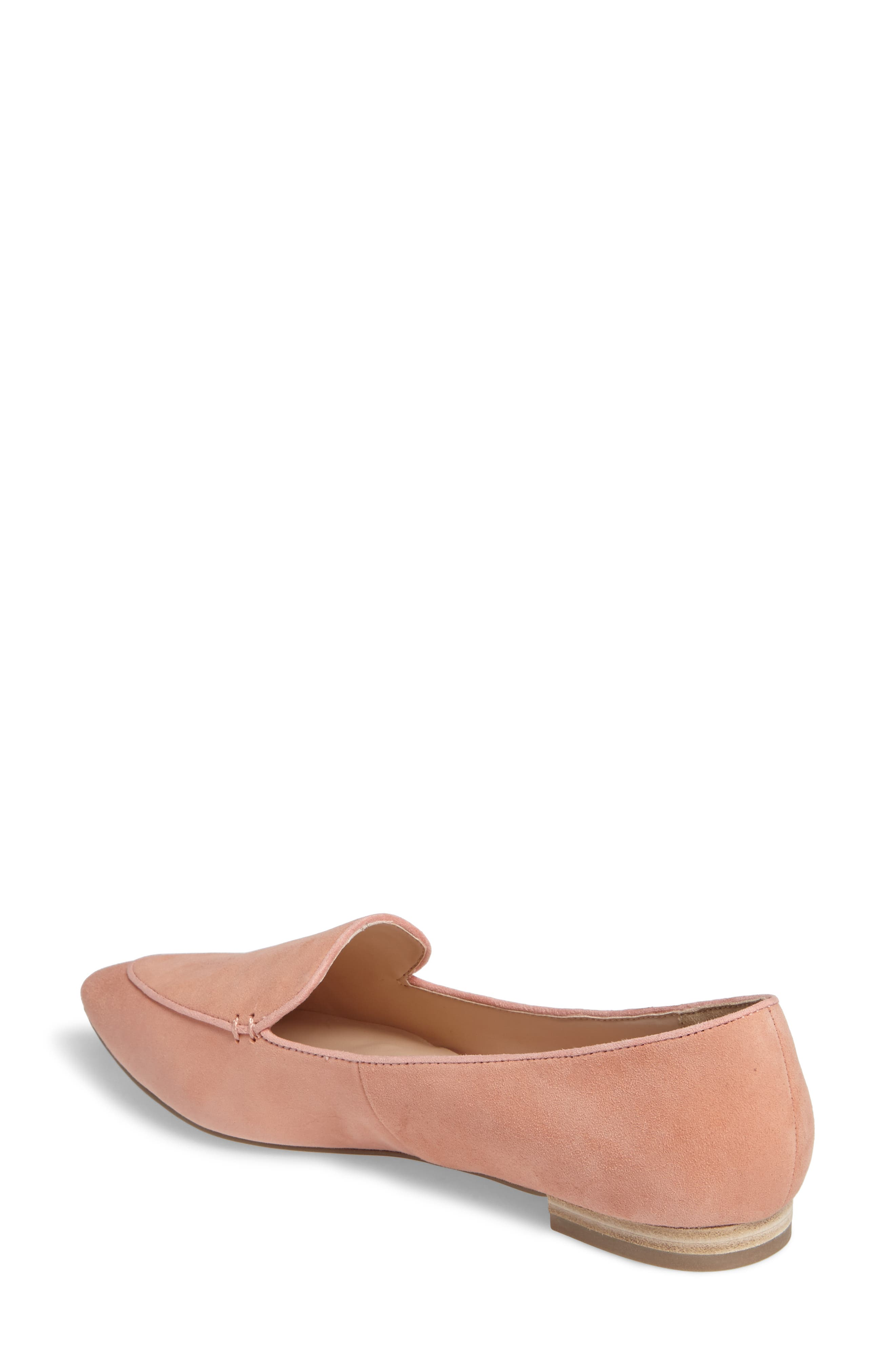 'Cammila' Pointy Toe Loafer,                             Alternate thumbnail 22, color,
