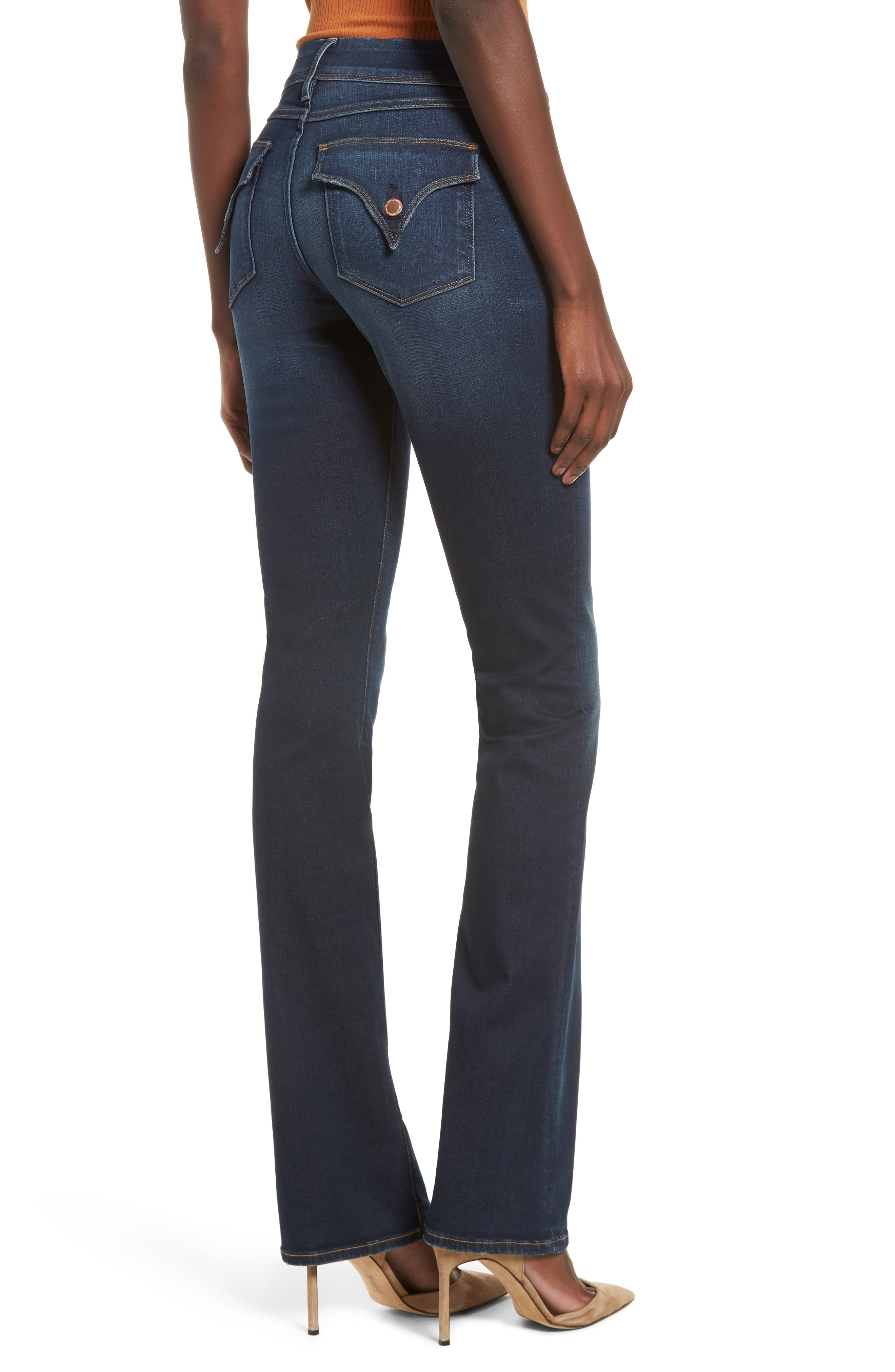 Beth Baby Bootcut Jeans,                             Alternate thumbnail 2, color,                             FULLERTON