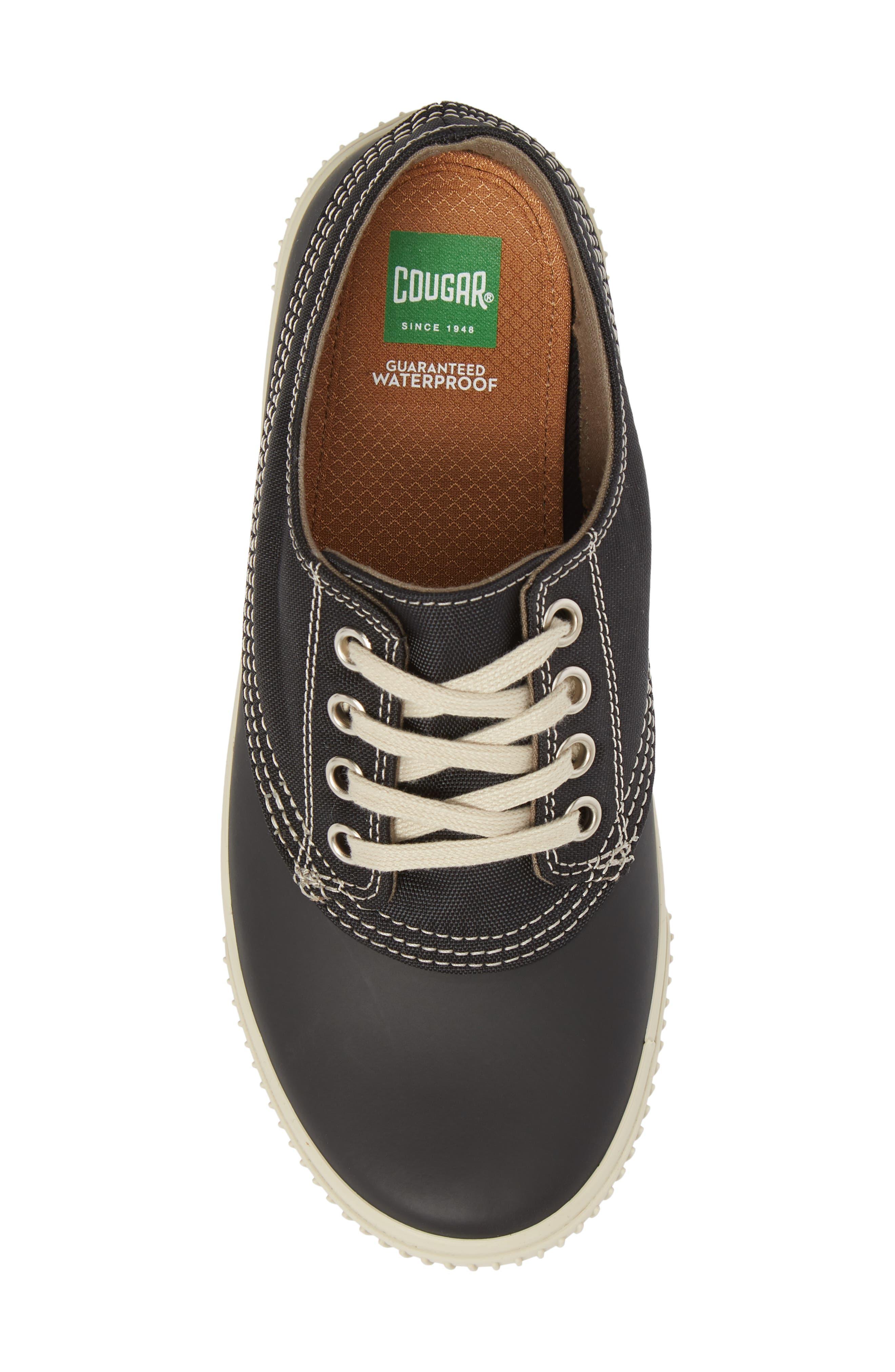 Dash Duck Sneaker,                             Alternate thumbnail 5, color,                             BLACK