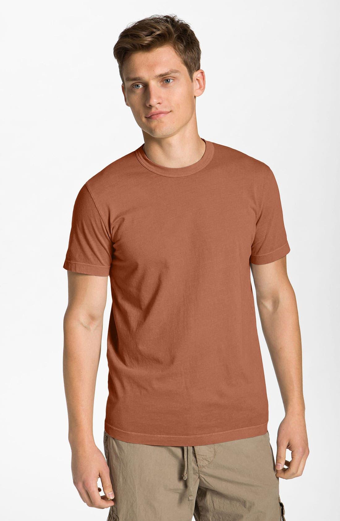 Crewneck Jersey T-Shirt,                             Main thumbnail 46, color,