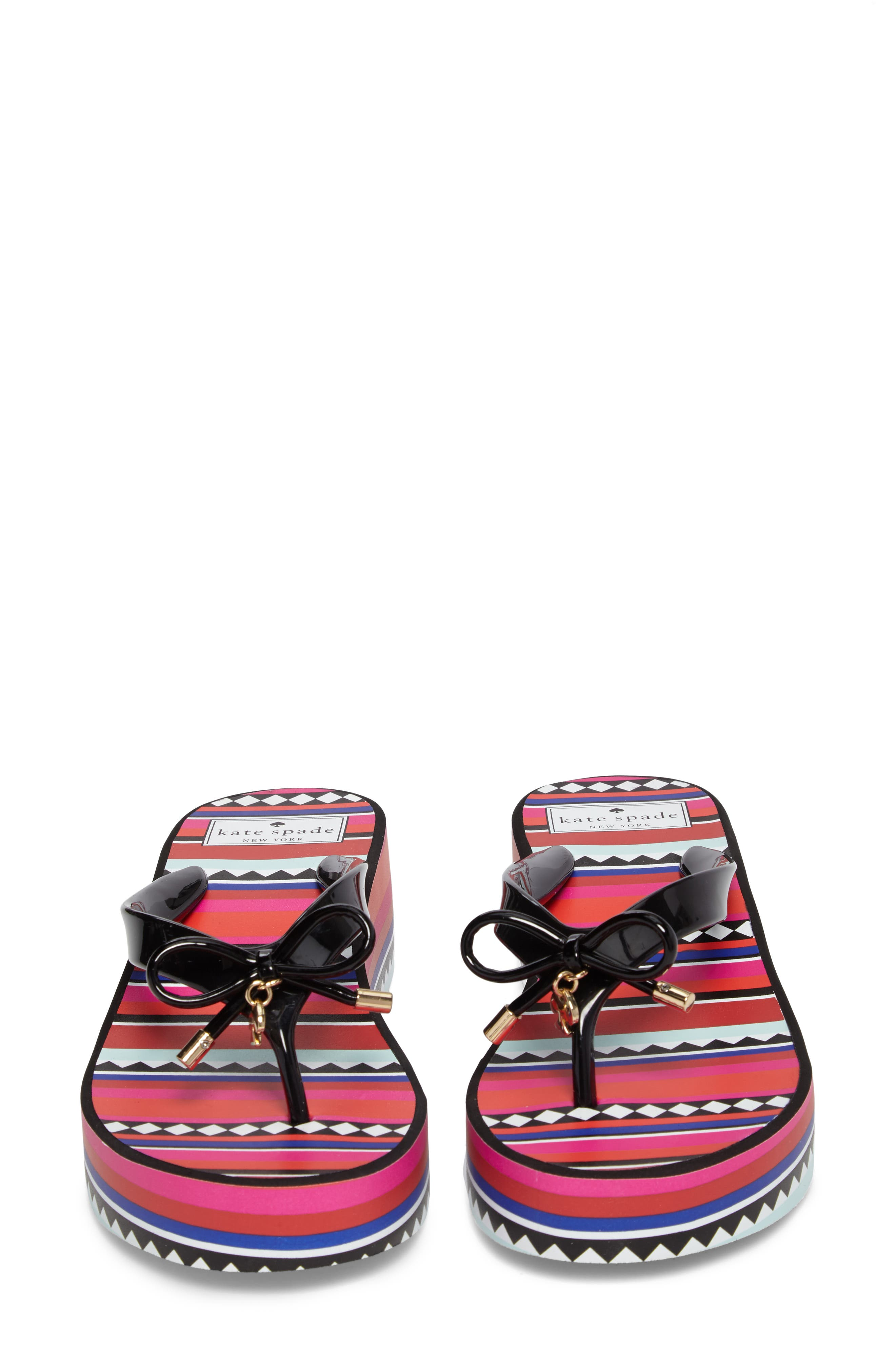 rhett platform flip flop,                             Alternate thumbnail 5, color,                             008