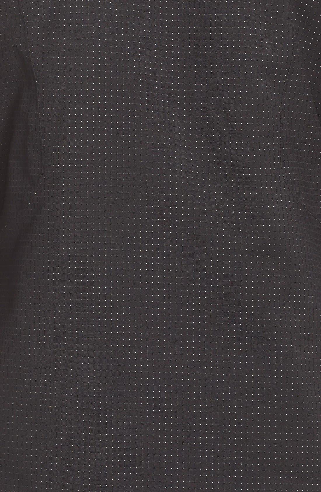 THE NORTH FACE,                             'Lulea' Waterpoof Heatseeker<sup>™</sup> Jacket,                             Alternate thumbnail 4, color,                             001