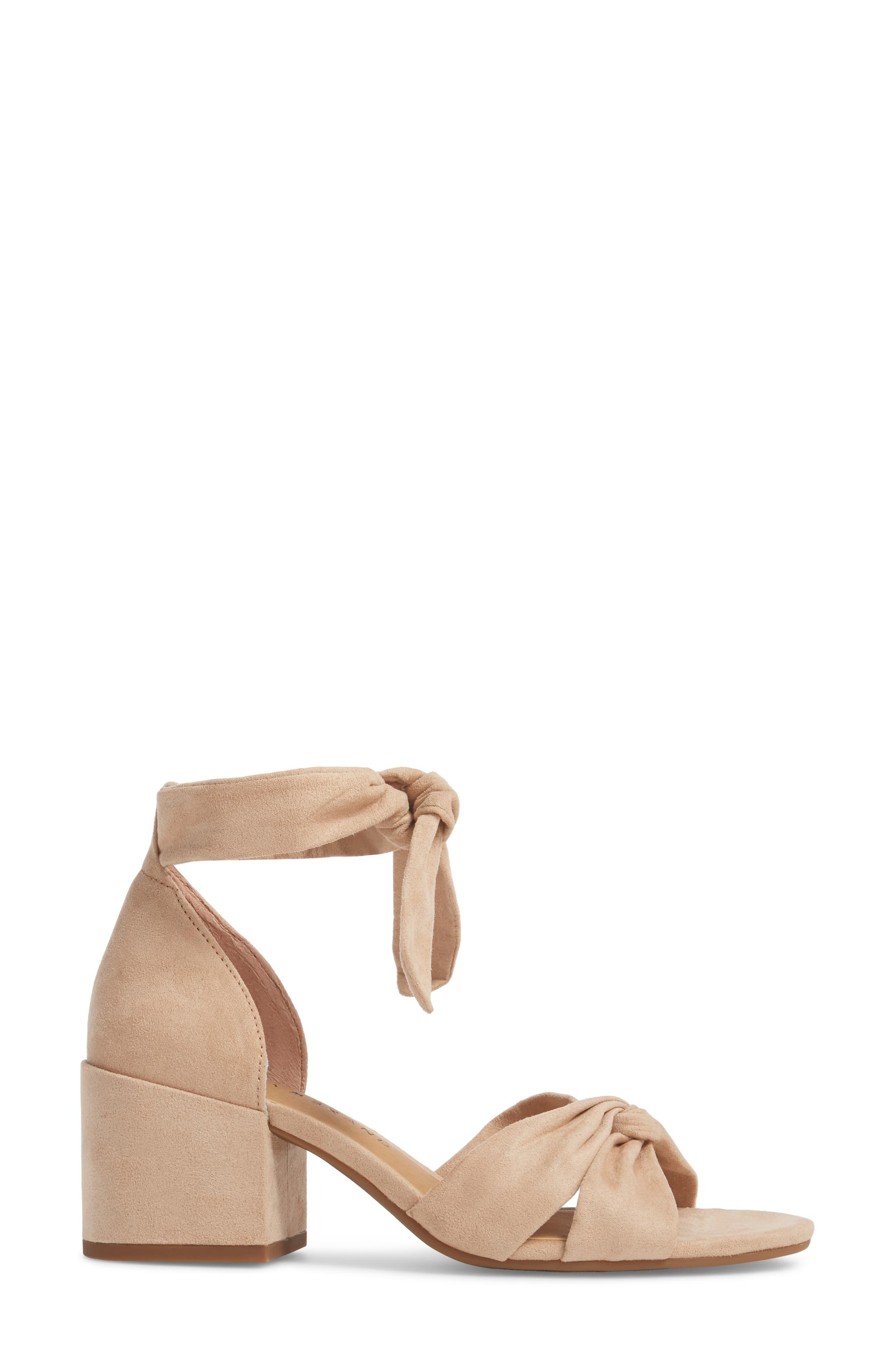 Xaylah Ankle Strap Sandal,                             Alternate thumbnail 19, color,