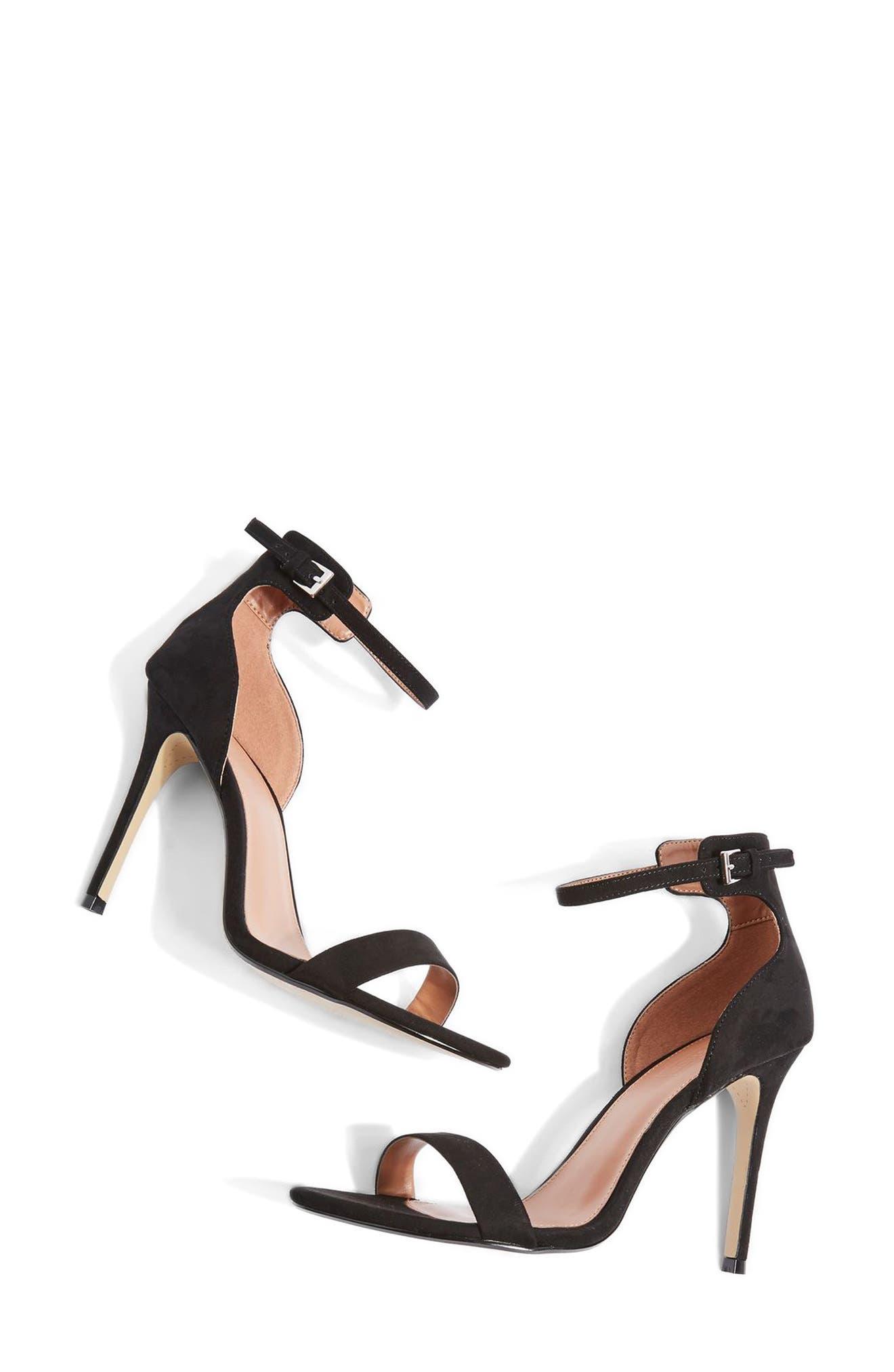 Marcelle Ankle Strap Sandal,                         Main,                         color,