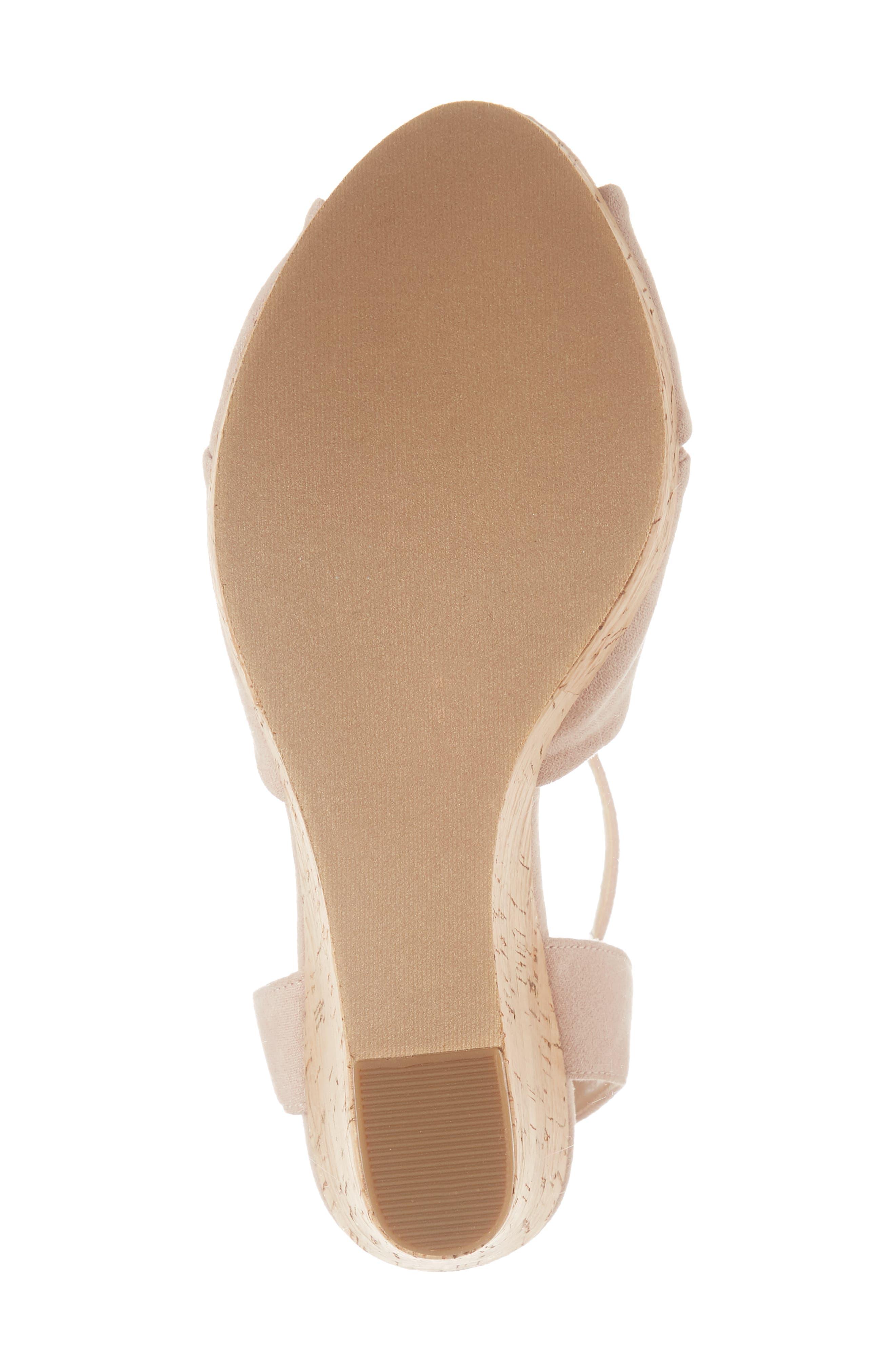 Arya Platform Wedge Sandal,                             Alternate thumbnail 34, color,
