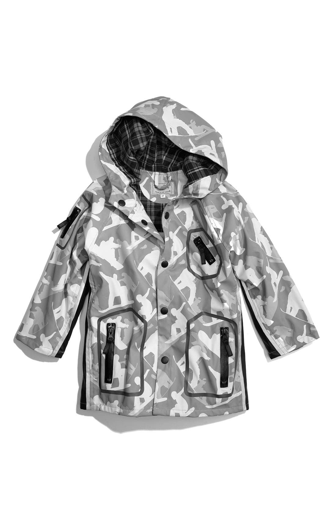 'Monster' Raincoat,                             Main thumbnail 5, color,