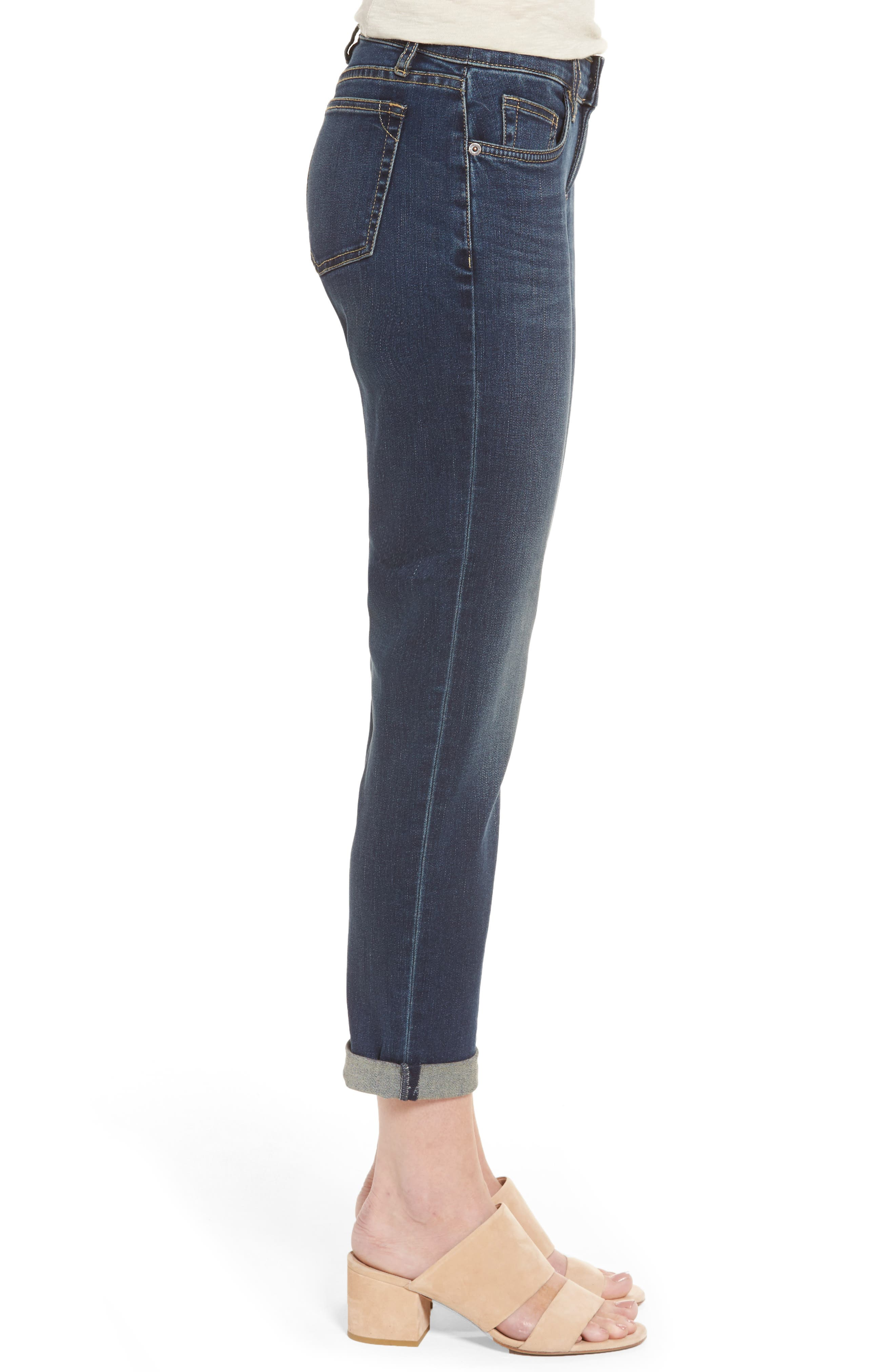 Tema Slim Boyfriend Jeans,                             Alternate thumbnail 9, color,