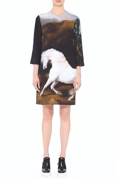 Kira Horse Print Dress, video thumbnail