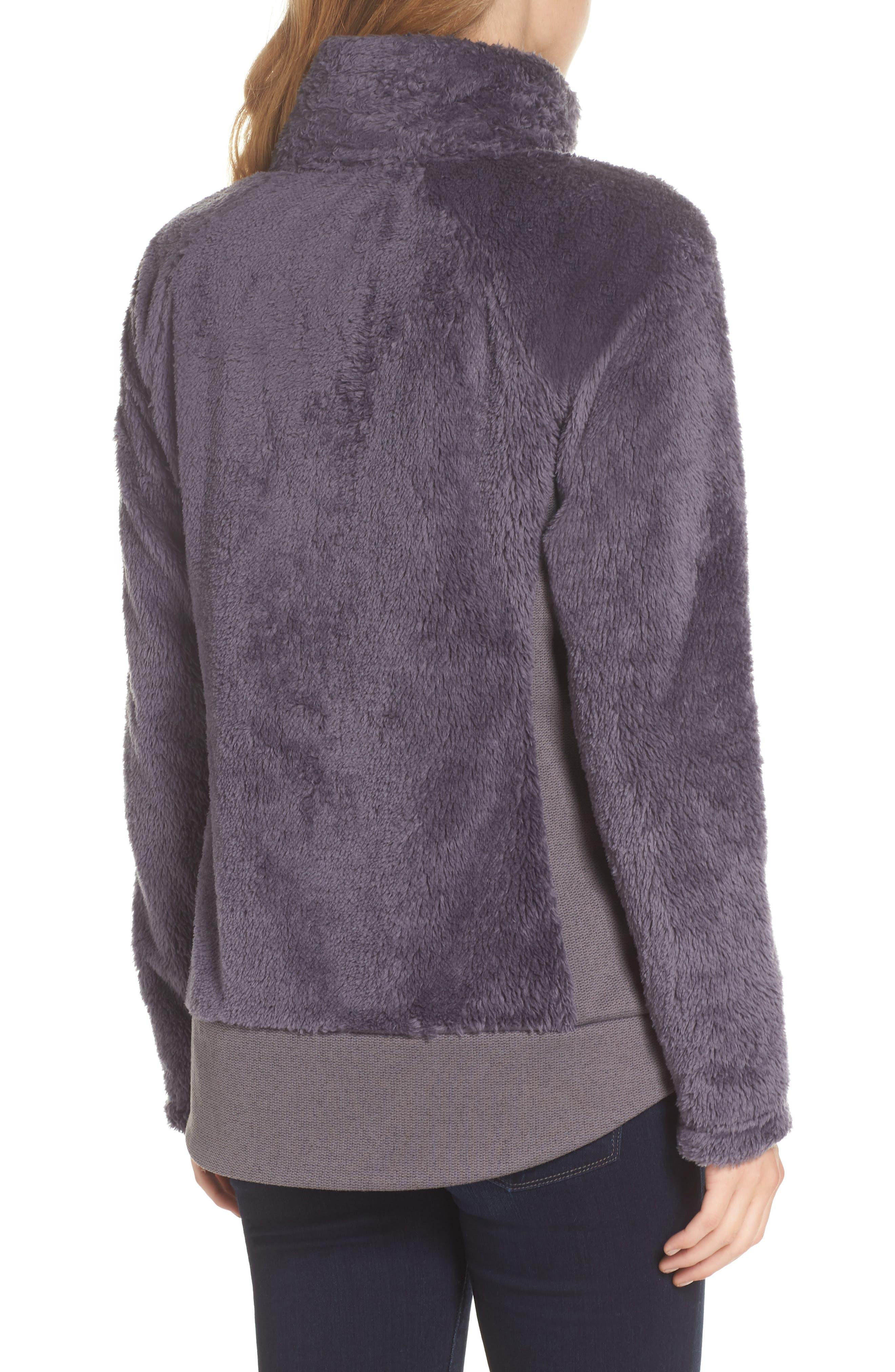 Furry Fleece Jacket,                             Alternate thumbnail 2, color,                             021