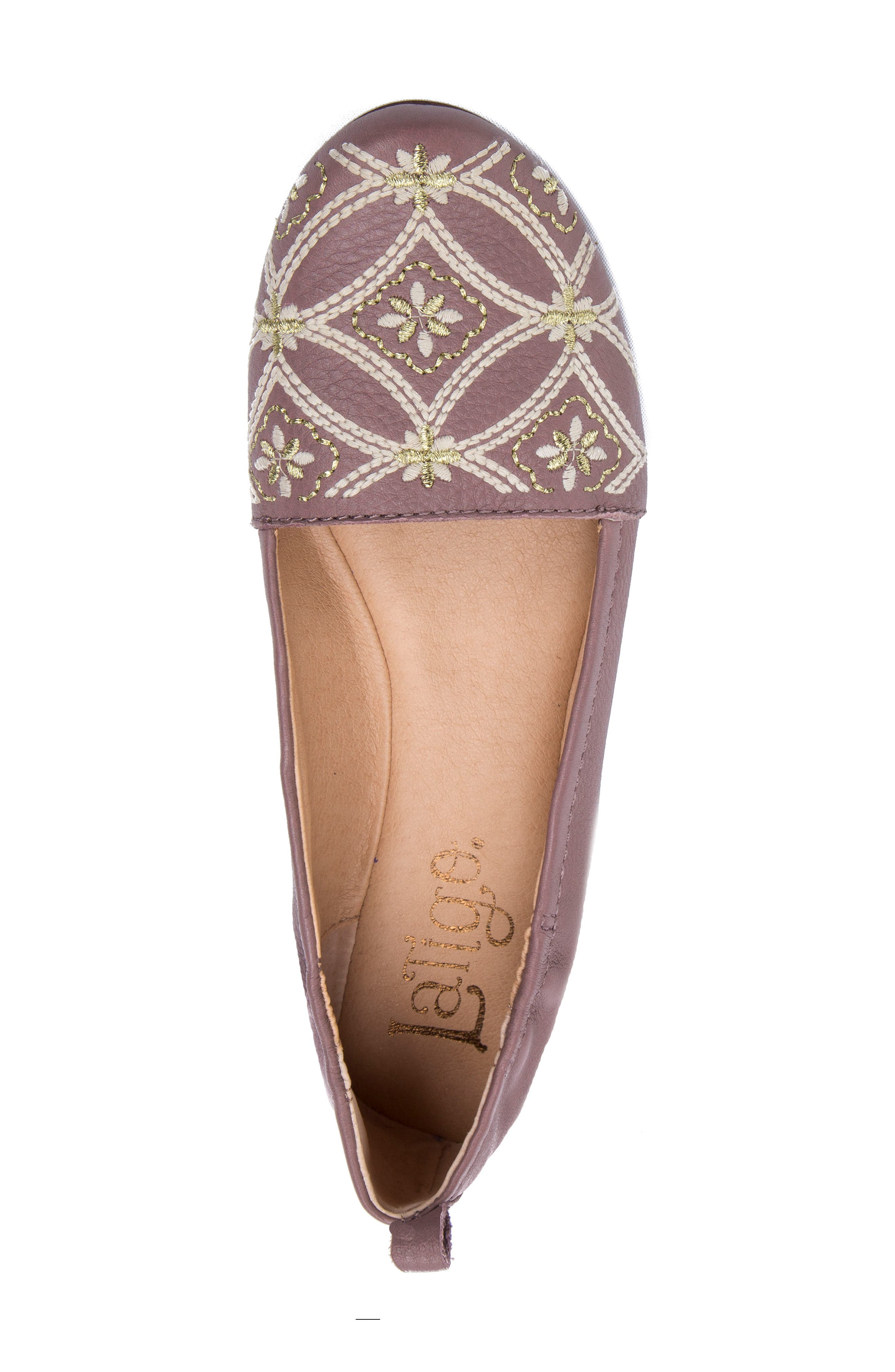 Globe Embroidered Flat,                             Alternate thumbnail 24, color,